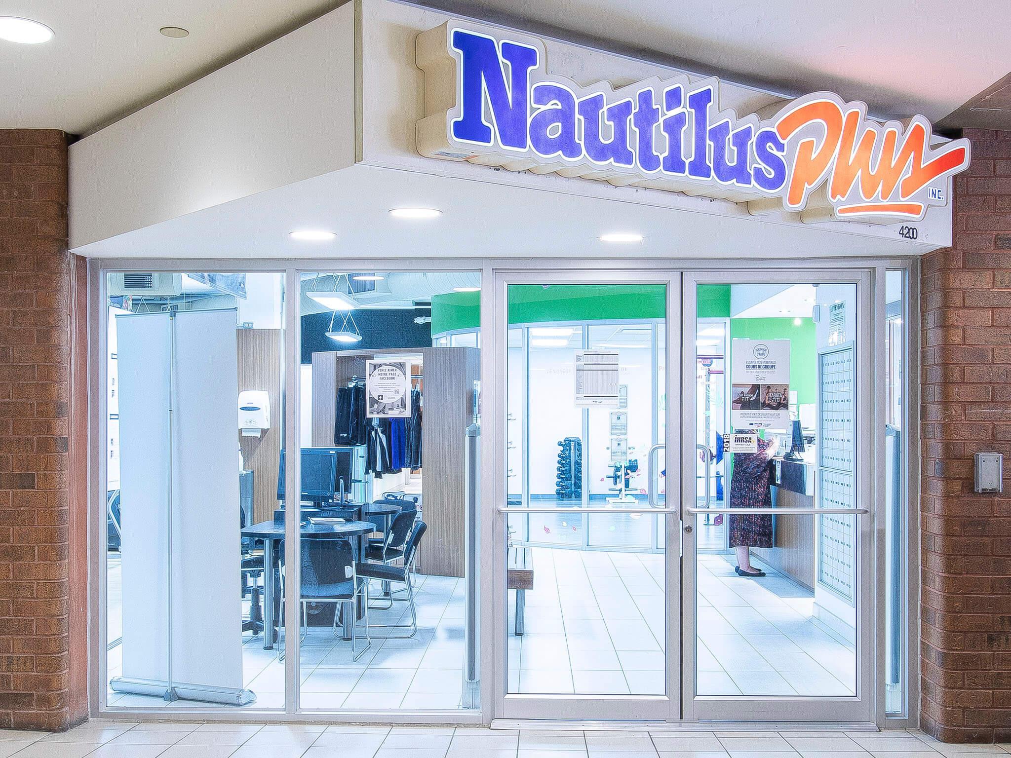 Nautilus Plus - Rockland