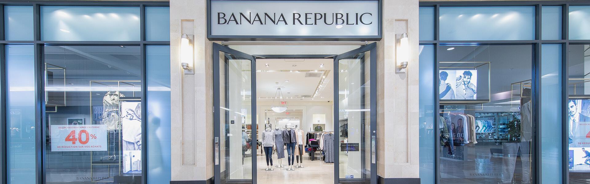 Banana Republic - Rockland
