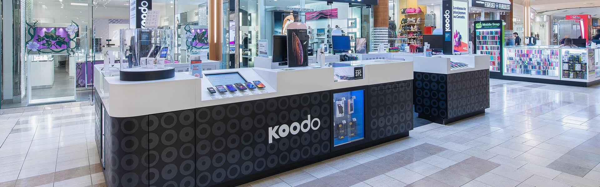 Koodo - Rockland
