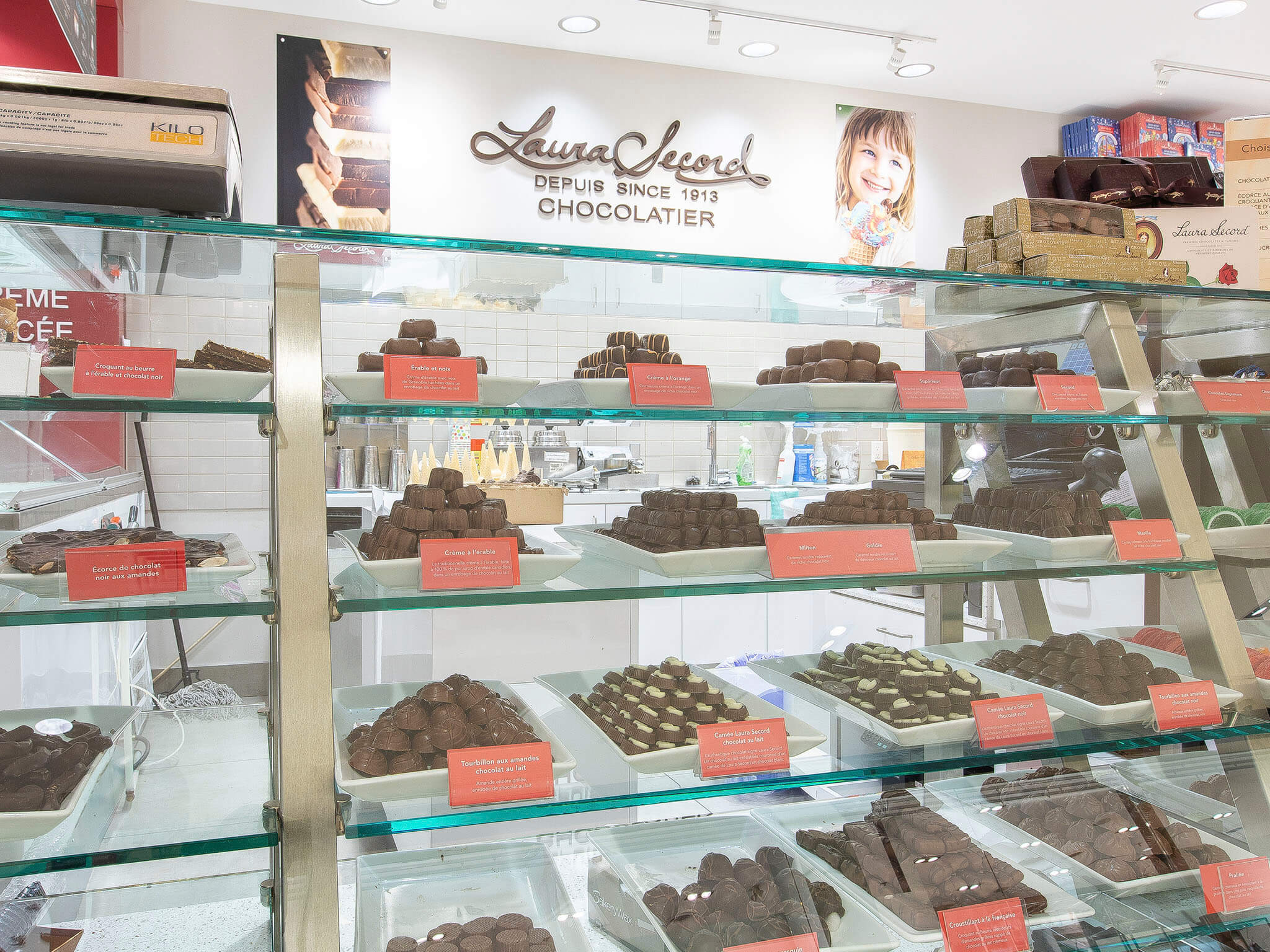 Laura Secord - Rockland