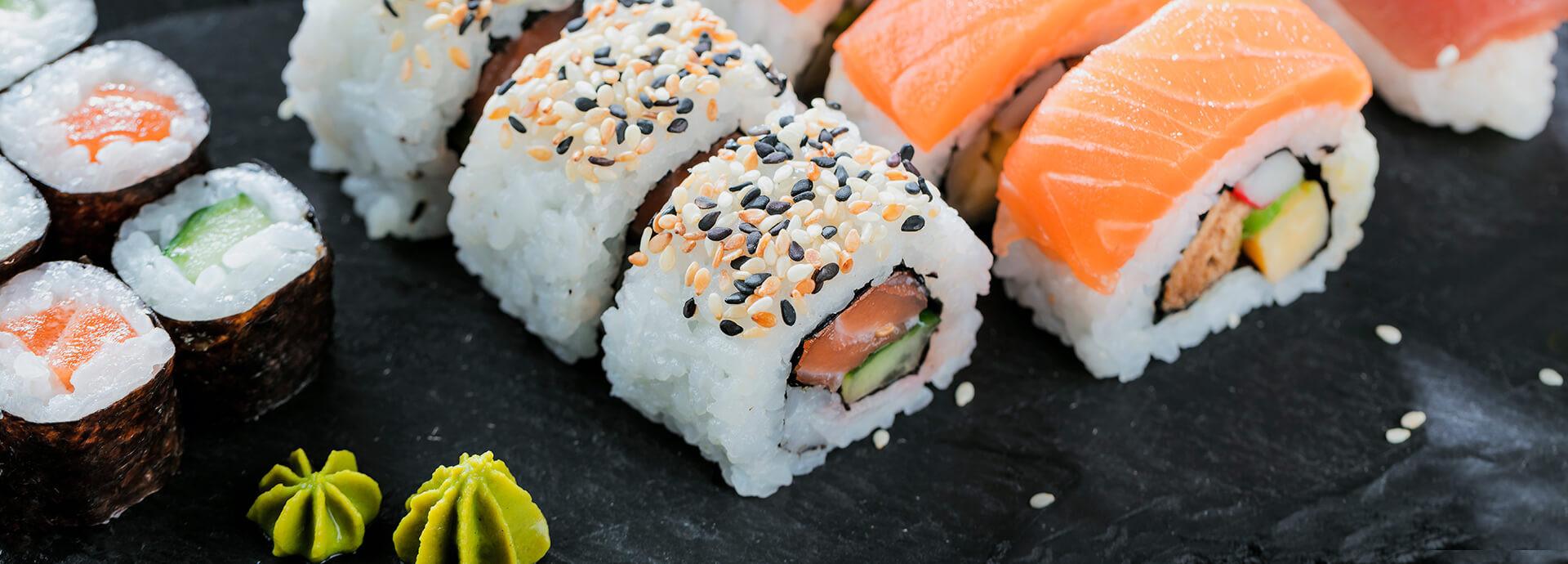 Bento Sushi - Rockland