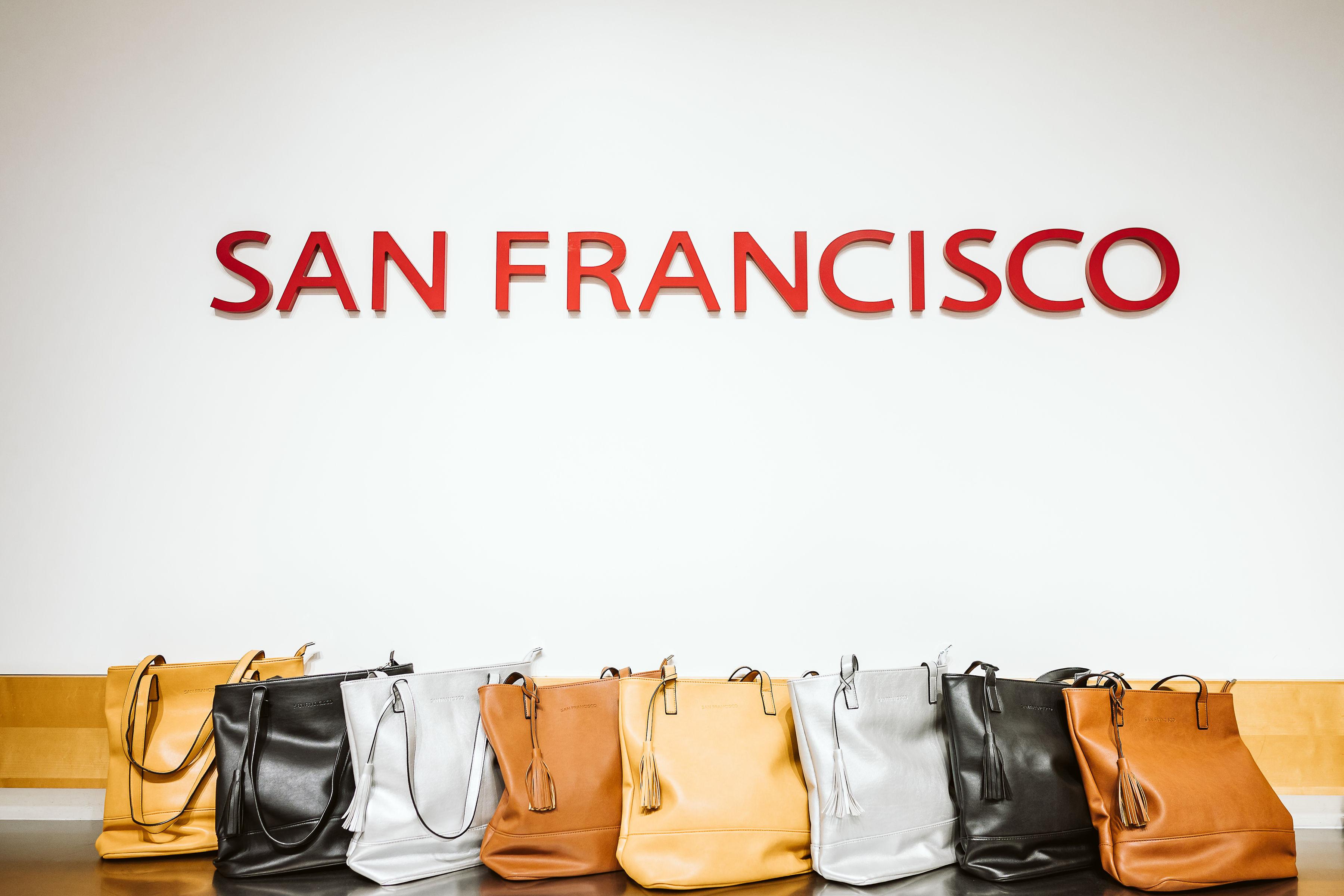San Francisco - Mail Champlain