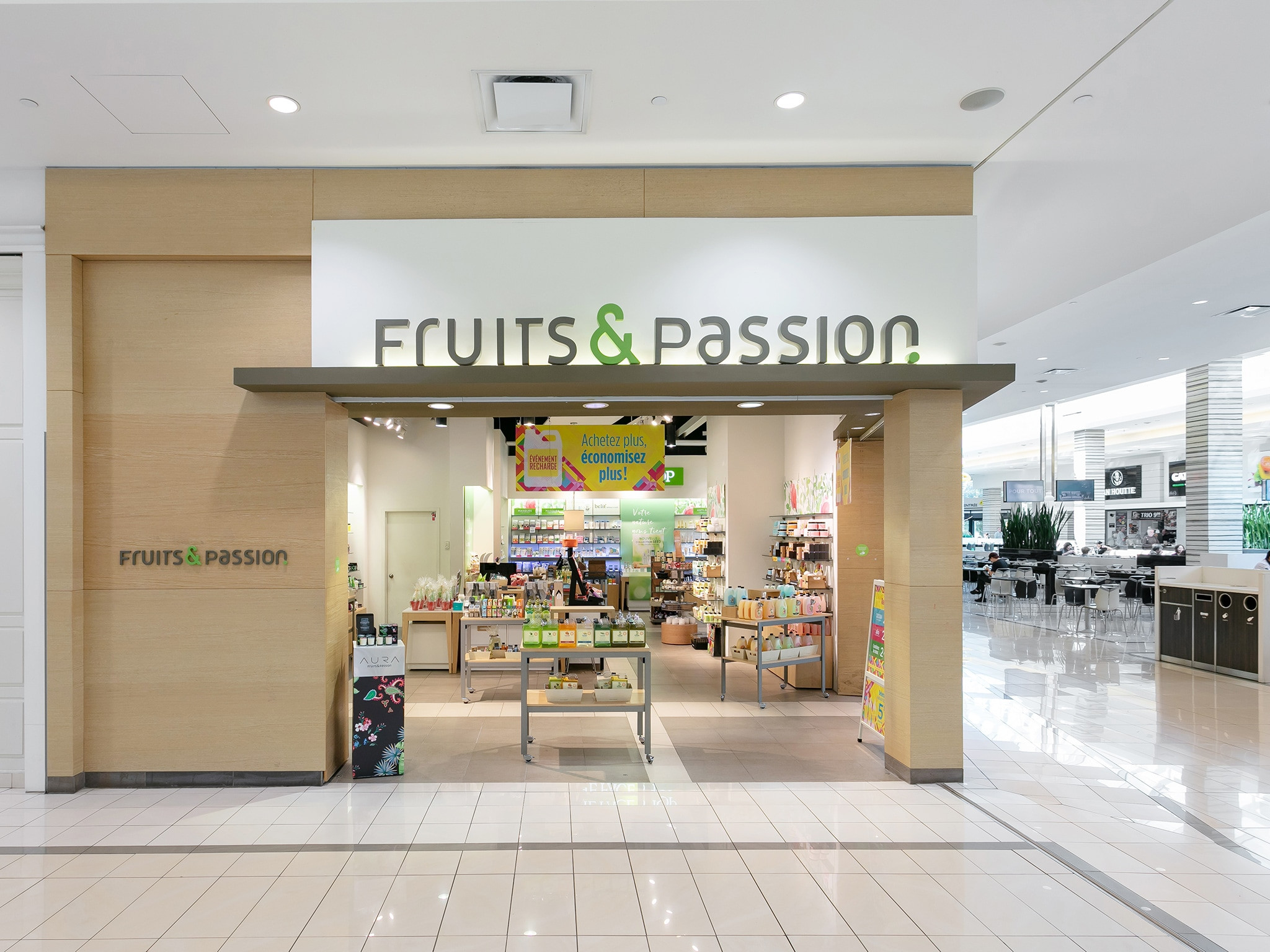 Fruits & Passions - Mail Champlain