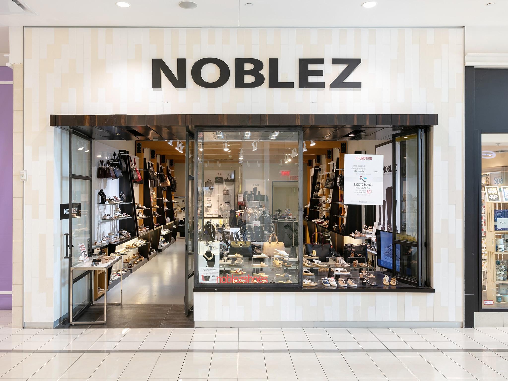 Noblez - Mail Champlain