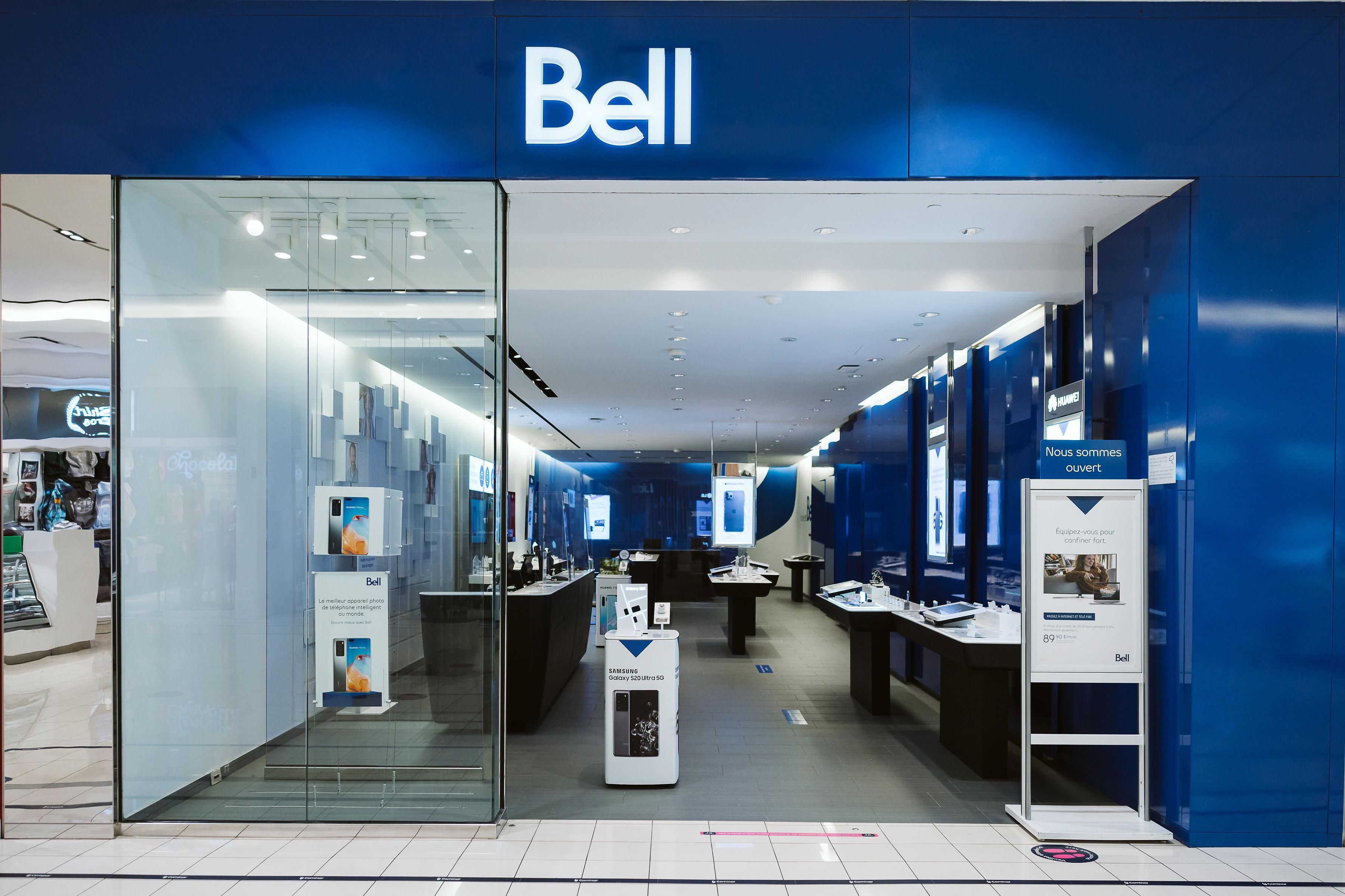 Bell - Mail Champlain