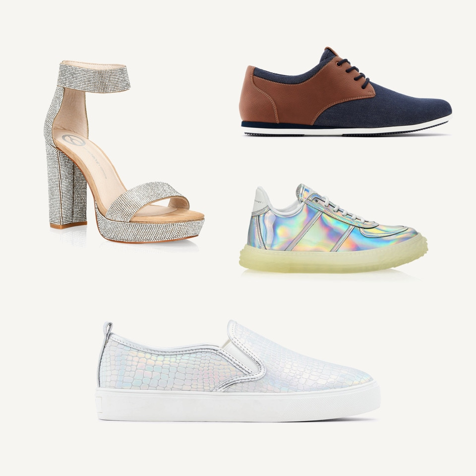 Chaussures homme et femme Aldo Browns - Rockland