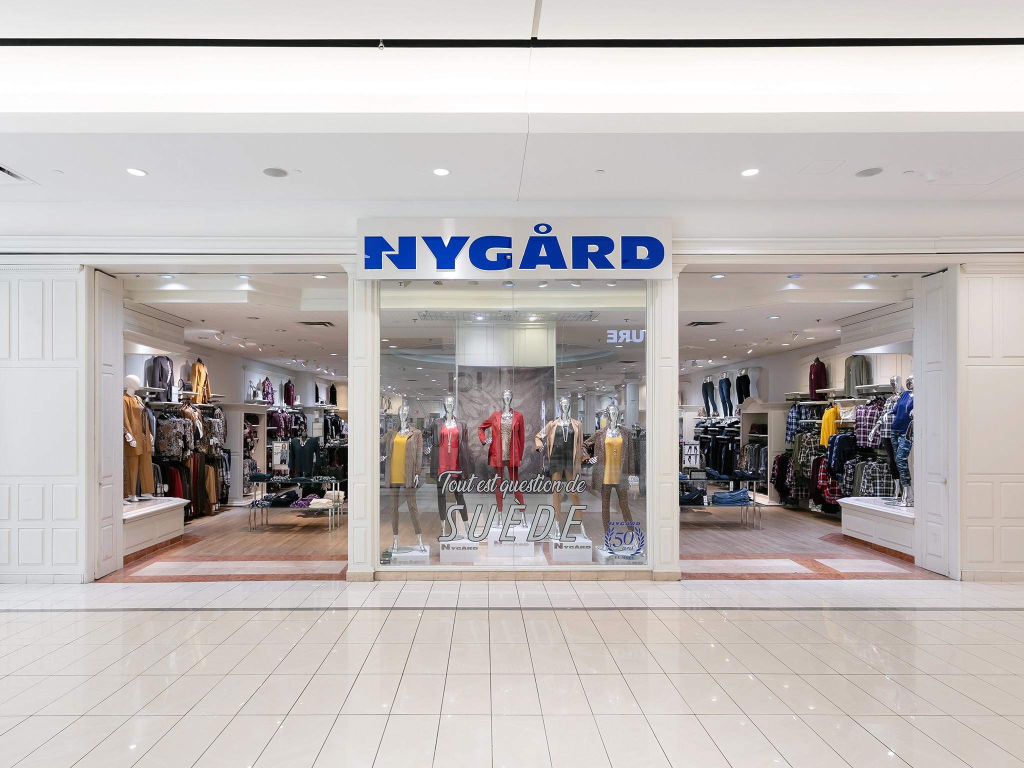 Nygard - Mail Champlain