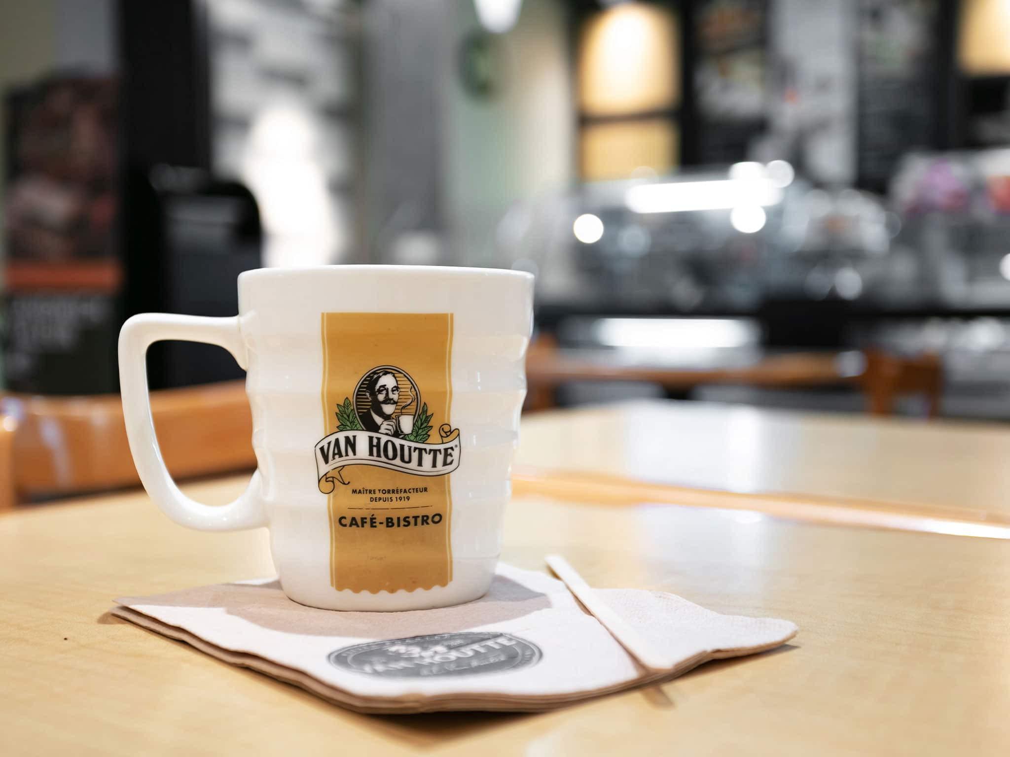 Café Van Houtte | Place de la Cité