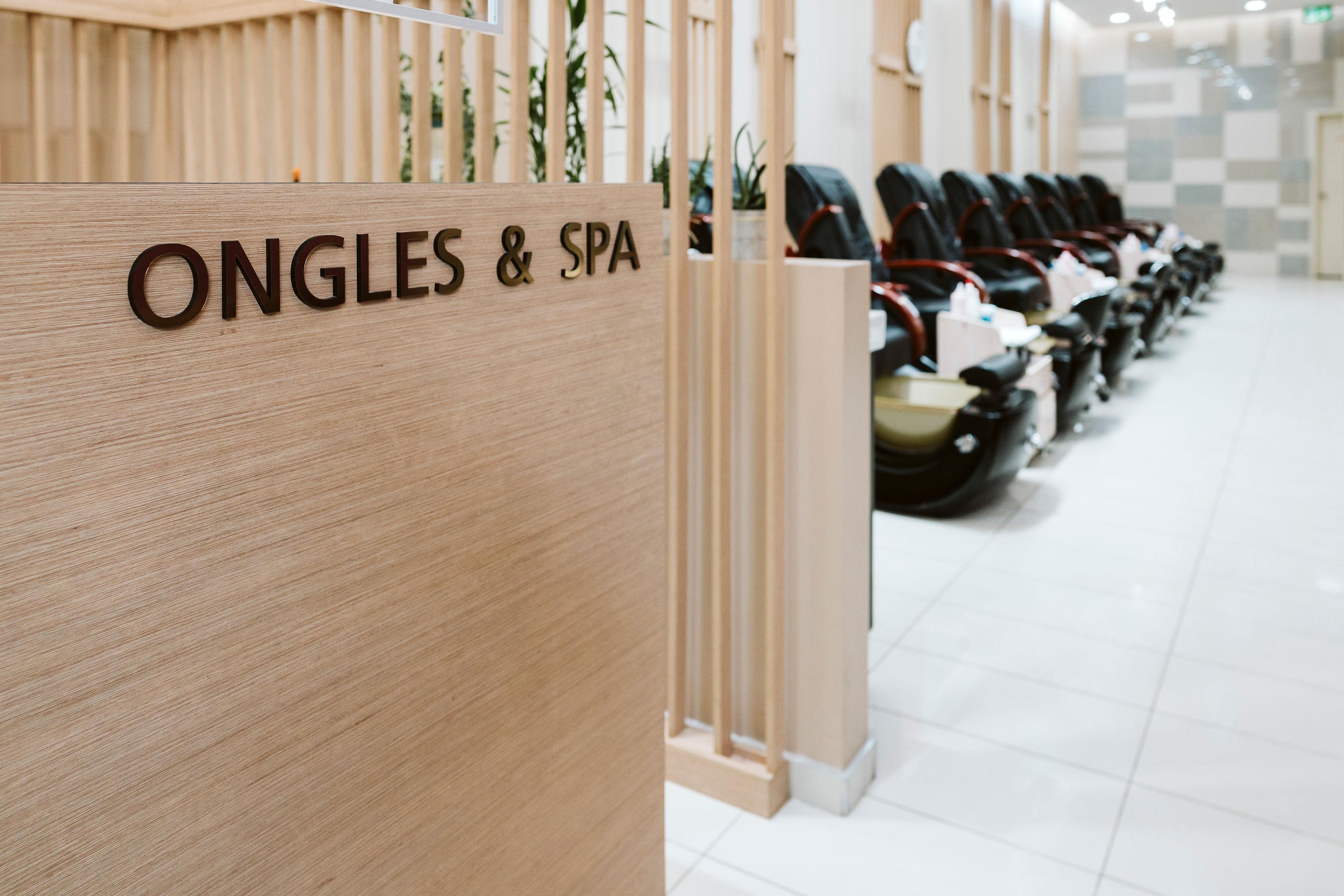 Ongles & Spa Prestige - Mail Champlain