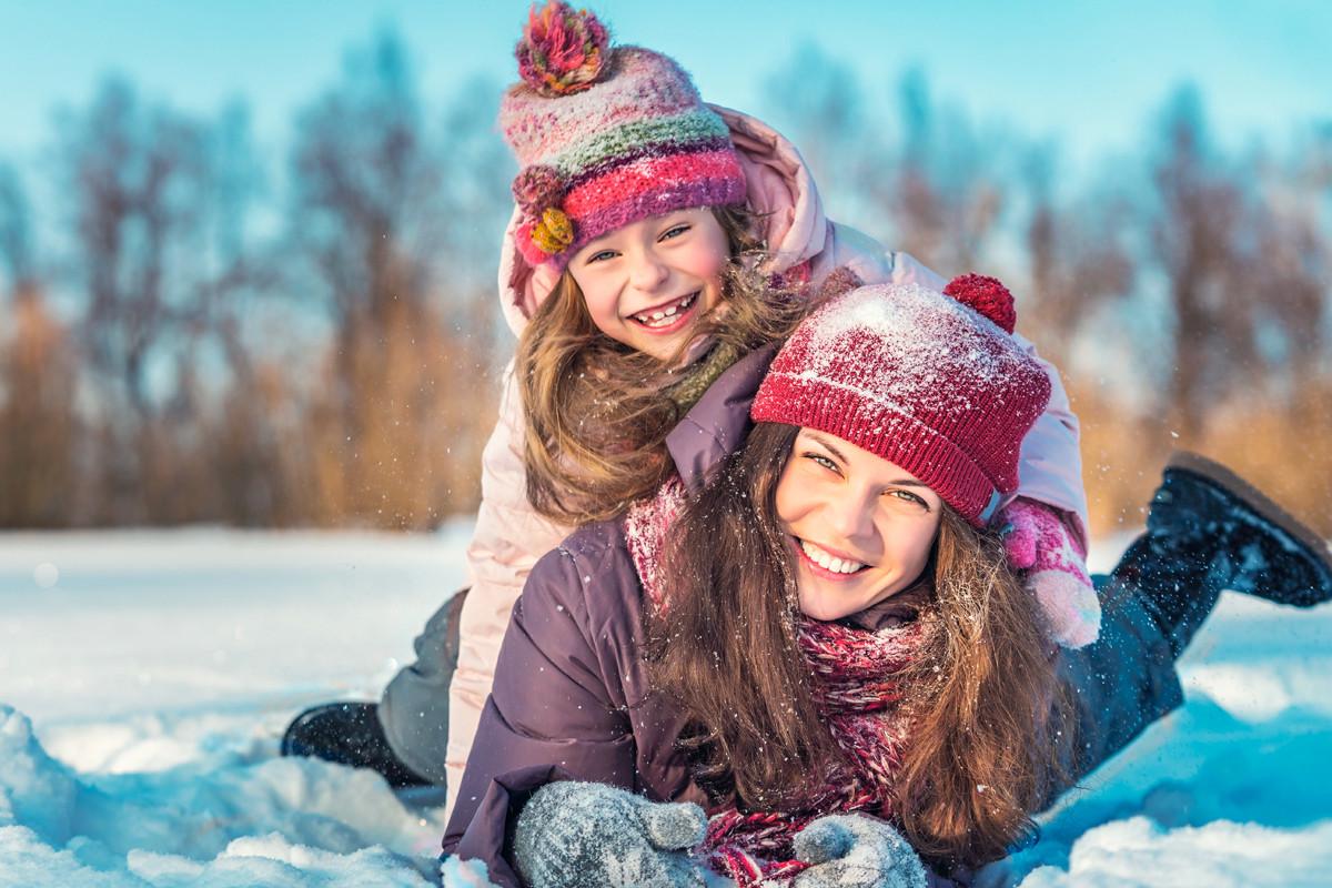 s'habiller pour les sports d'hiver - Galeries Rive Nord