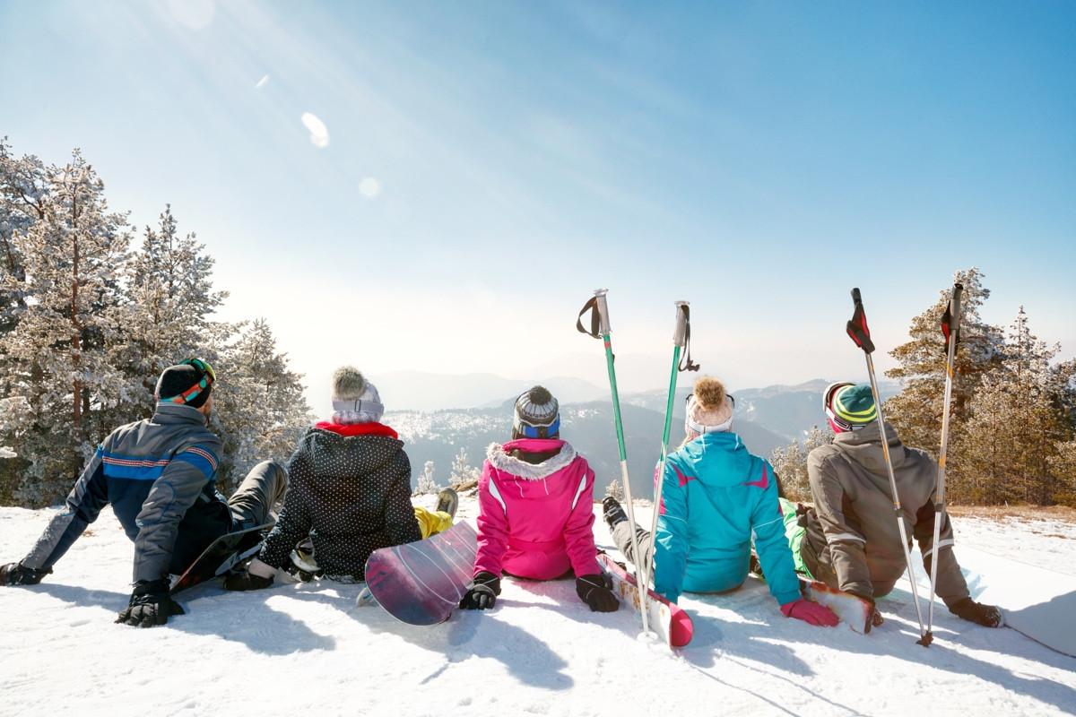 Looks d'après-ski mode hivernale - Les Rivières