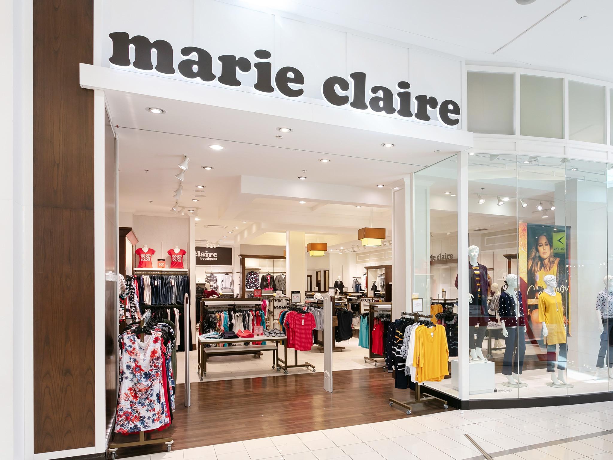 Marie Claire - Mail Champlain