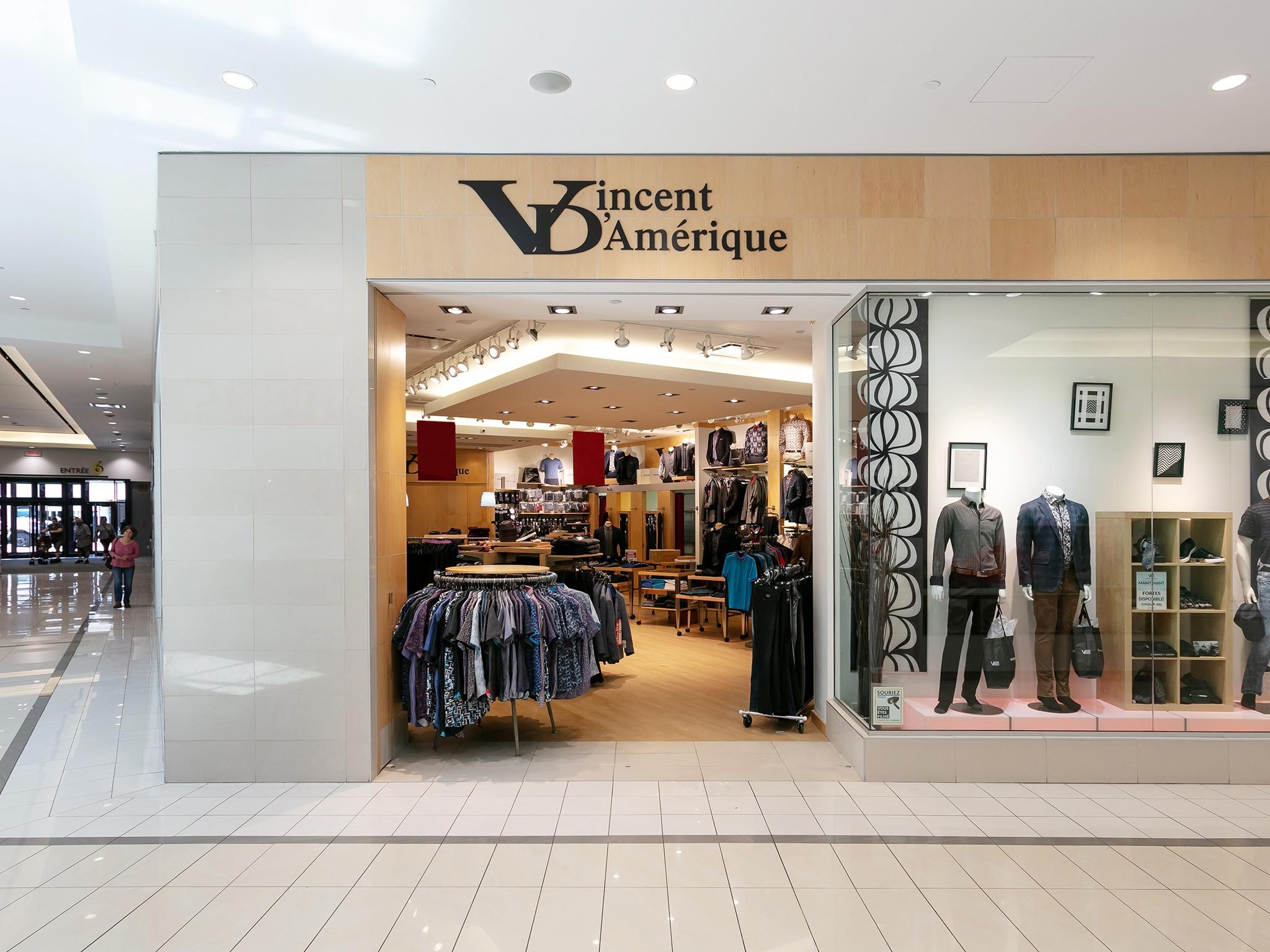 Vincent d'Amérique - Mail Champlain