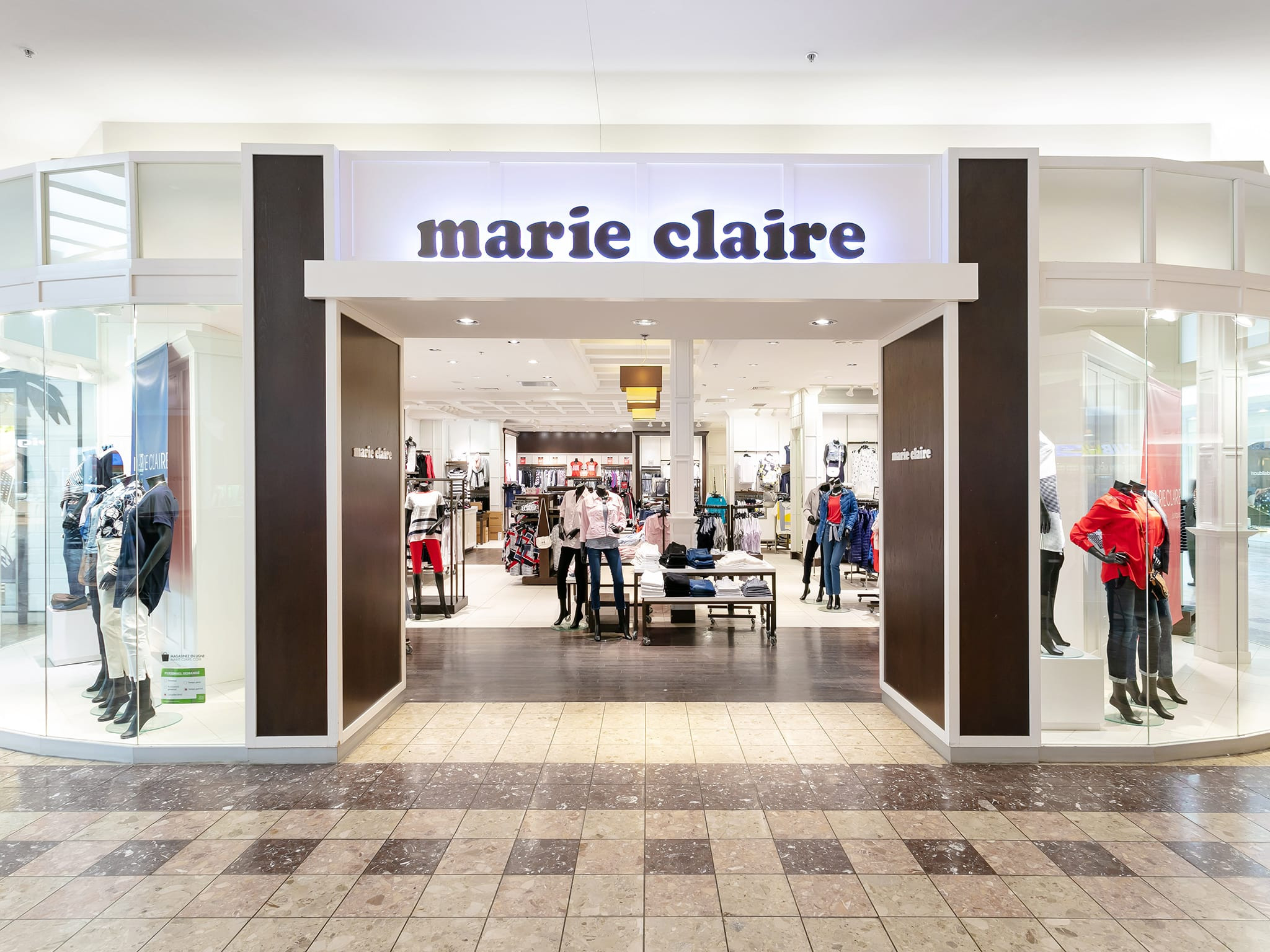 Marie Claire - galeries - rive - nord