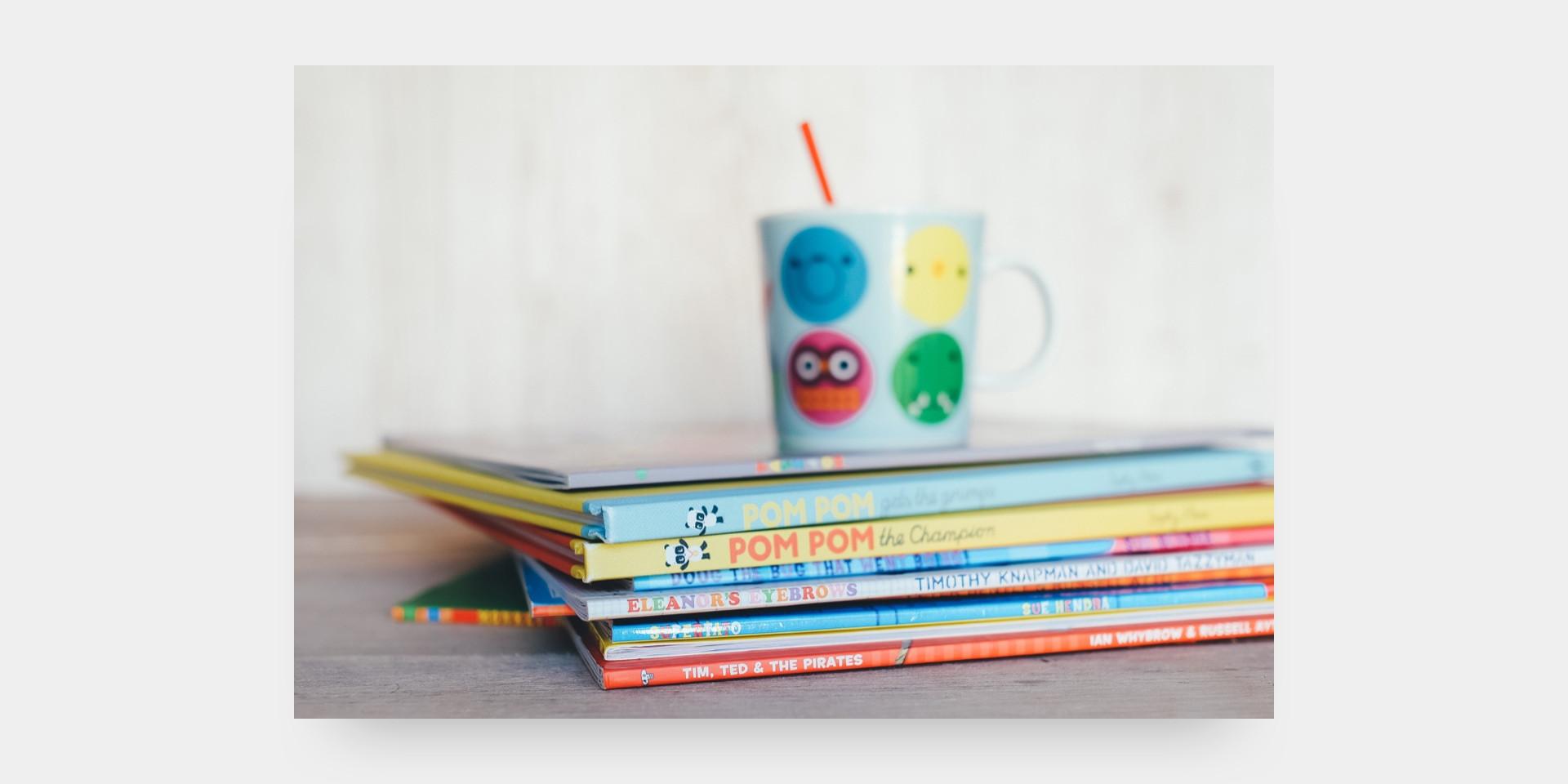 Lire des livres enfants relâche - Les Rivières