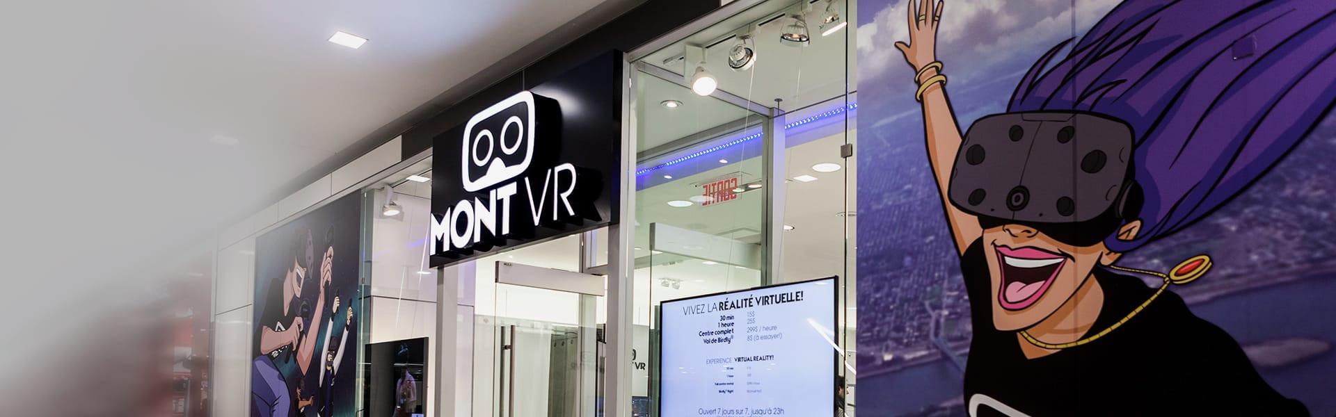Mont VR - Alexis Nihon