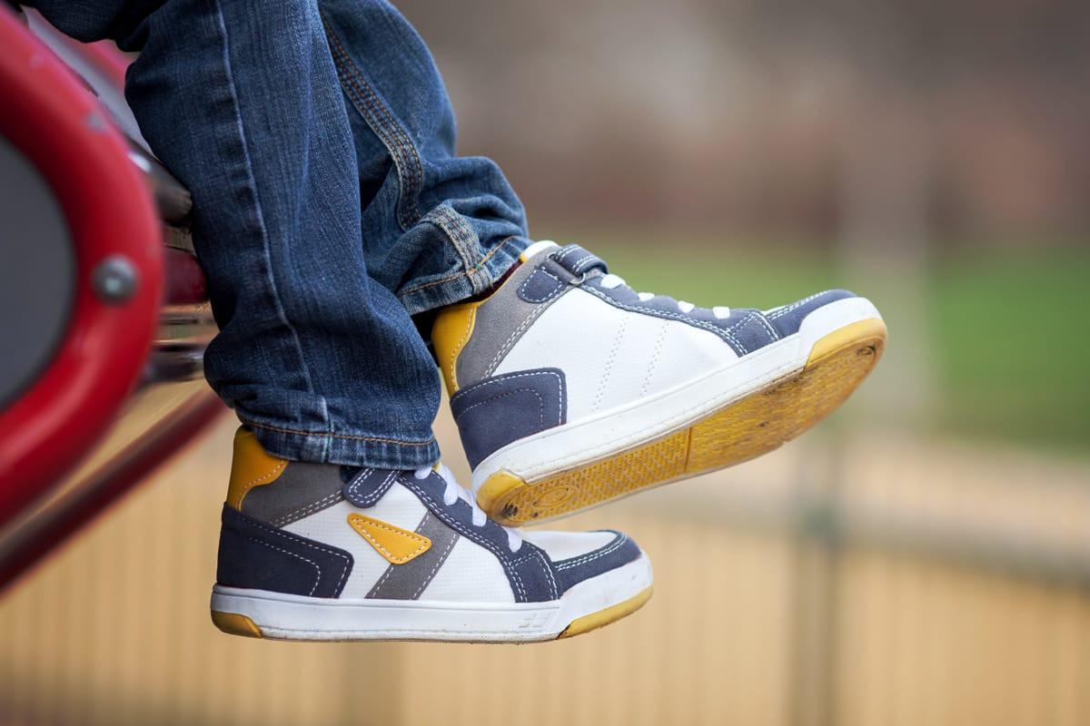 5 erreurs à éviter lors de l'achat de chaussures pour enfants - Les Rivières