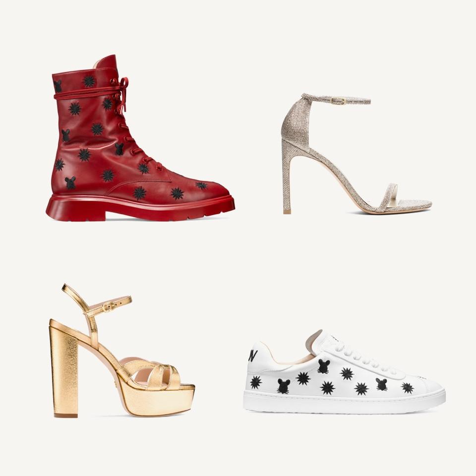Chaussures femme Stuart Weitzman Nouvel An lunaire - Rockland