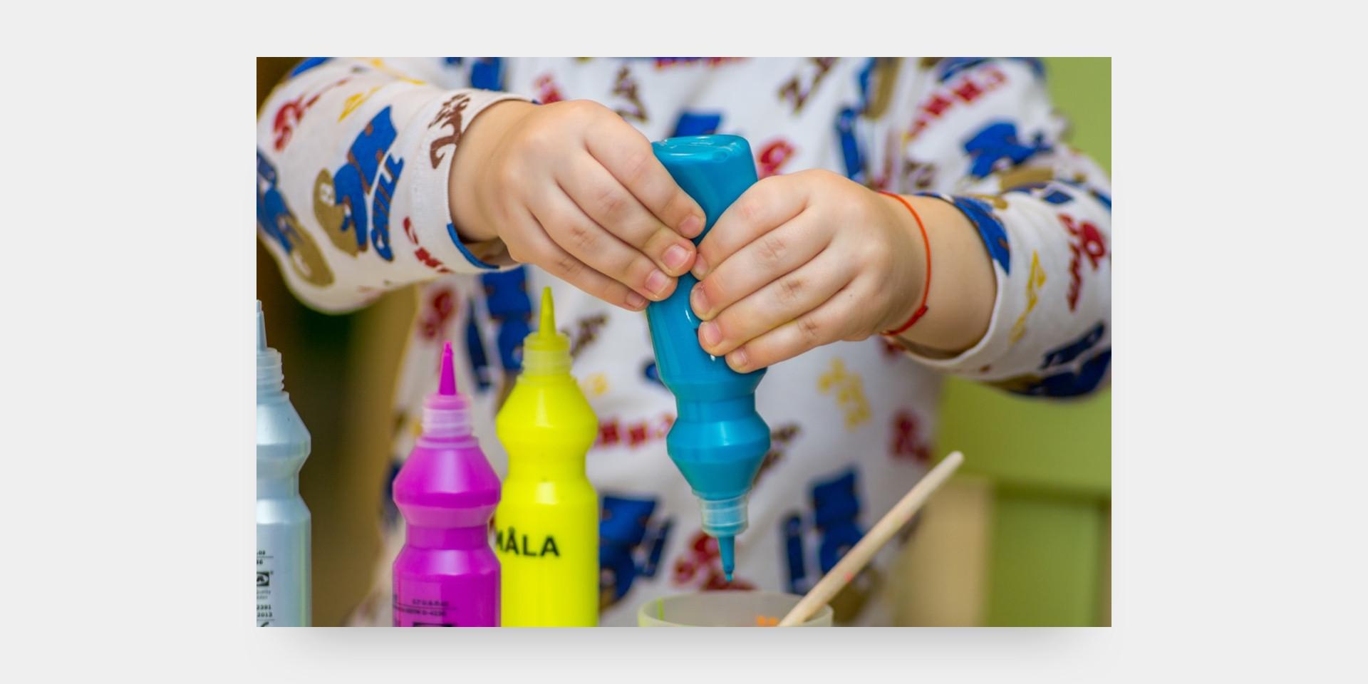 Projet créatif enfants relâche - Les Rivières