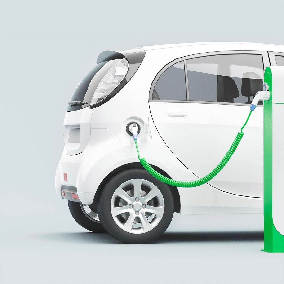 Bornes de recharge électrique