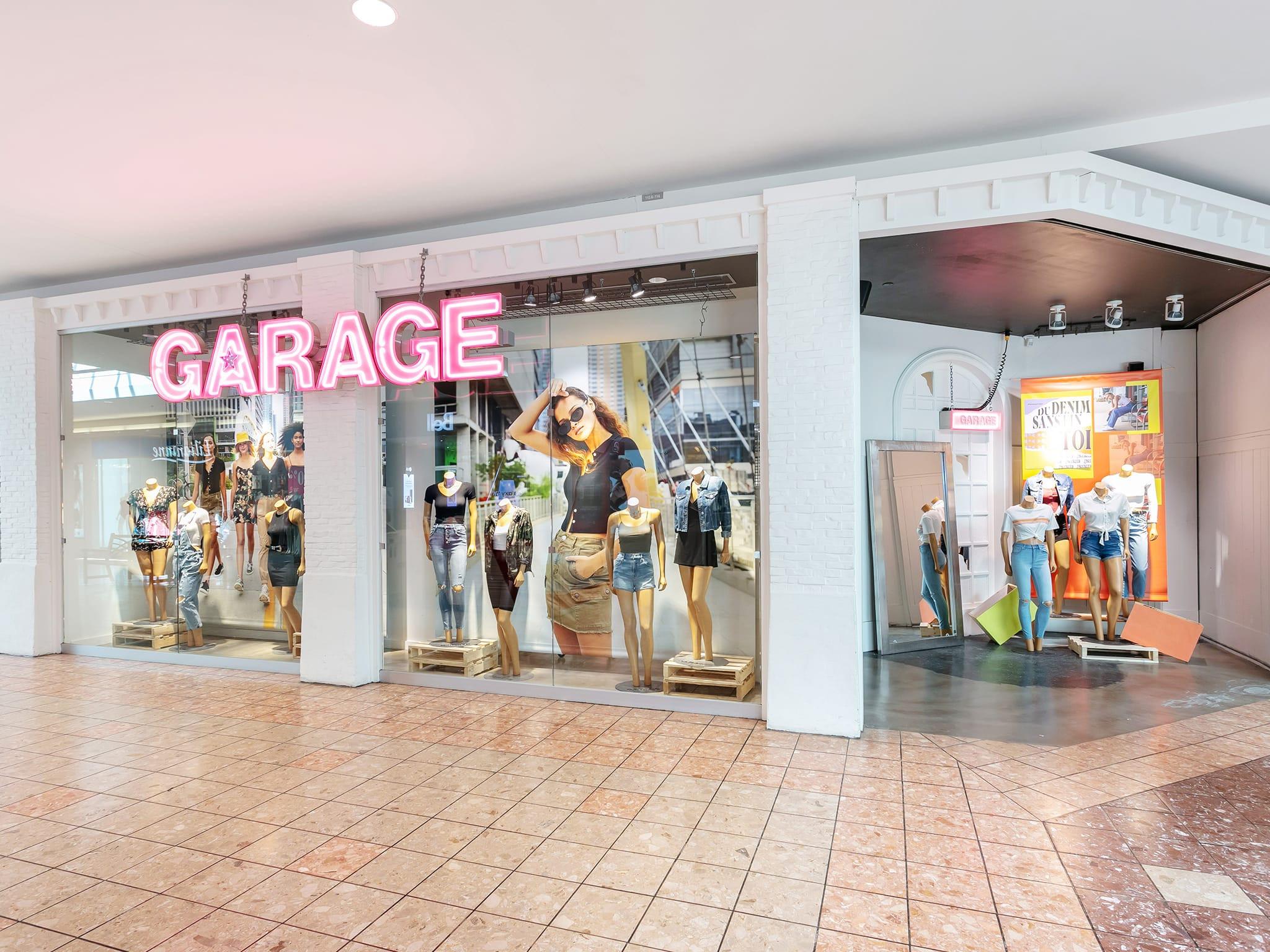 Garage - galeries - rive - nord