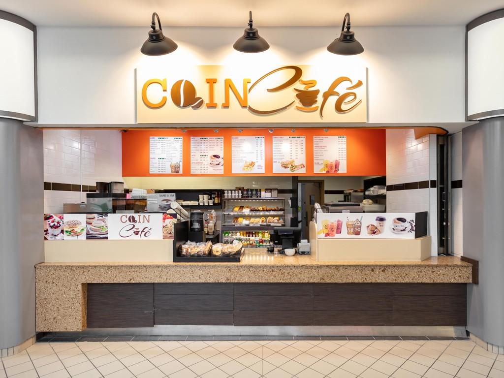 Coin Café