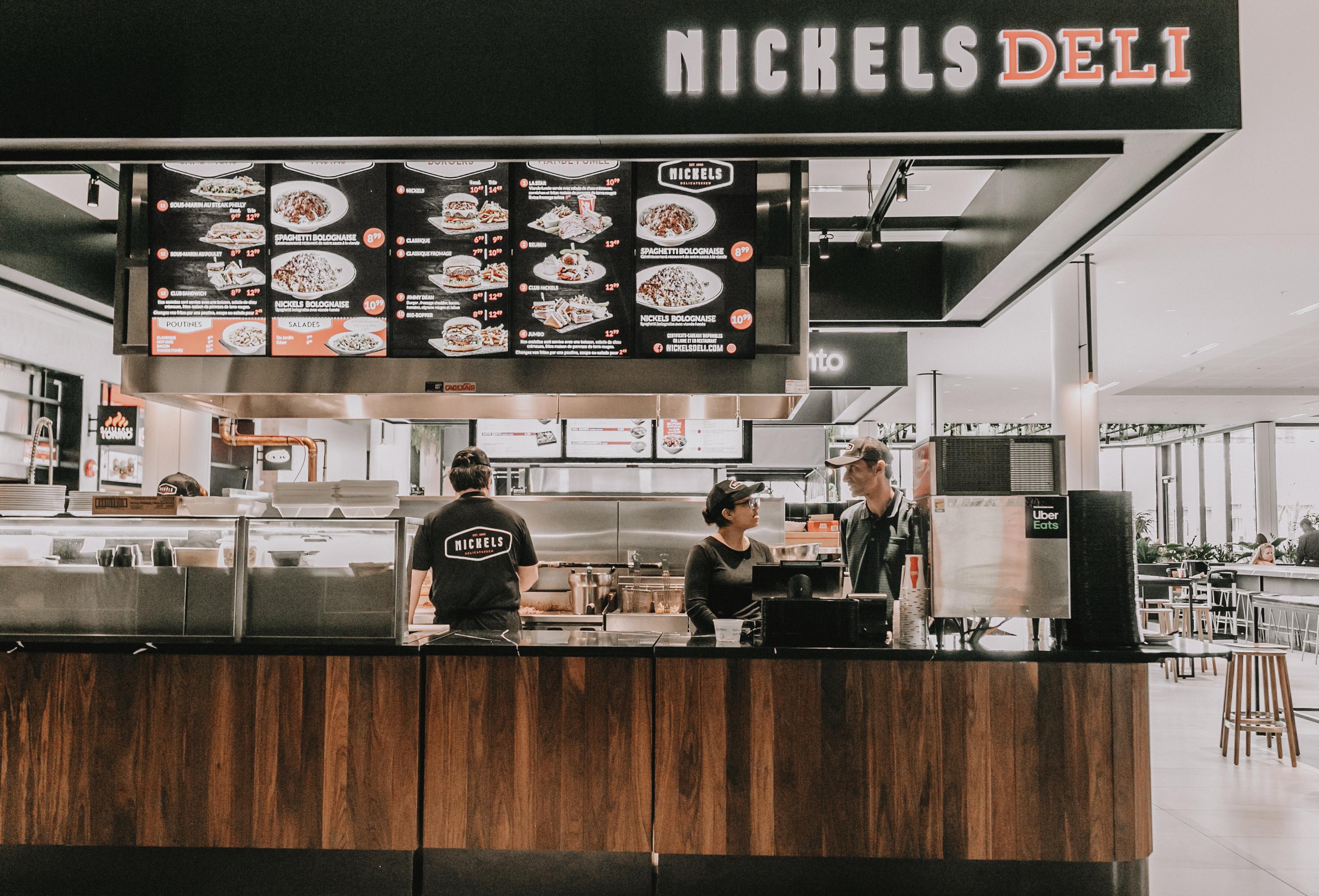 Nickels | Rockland