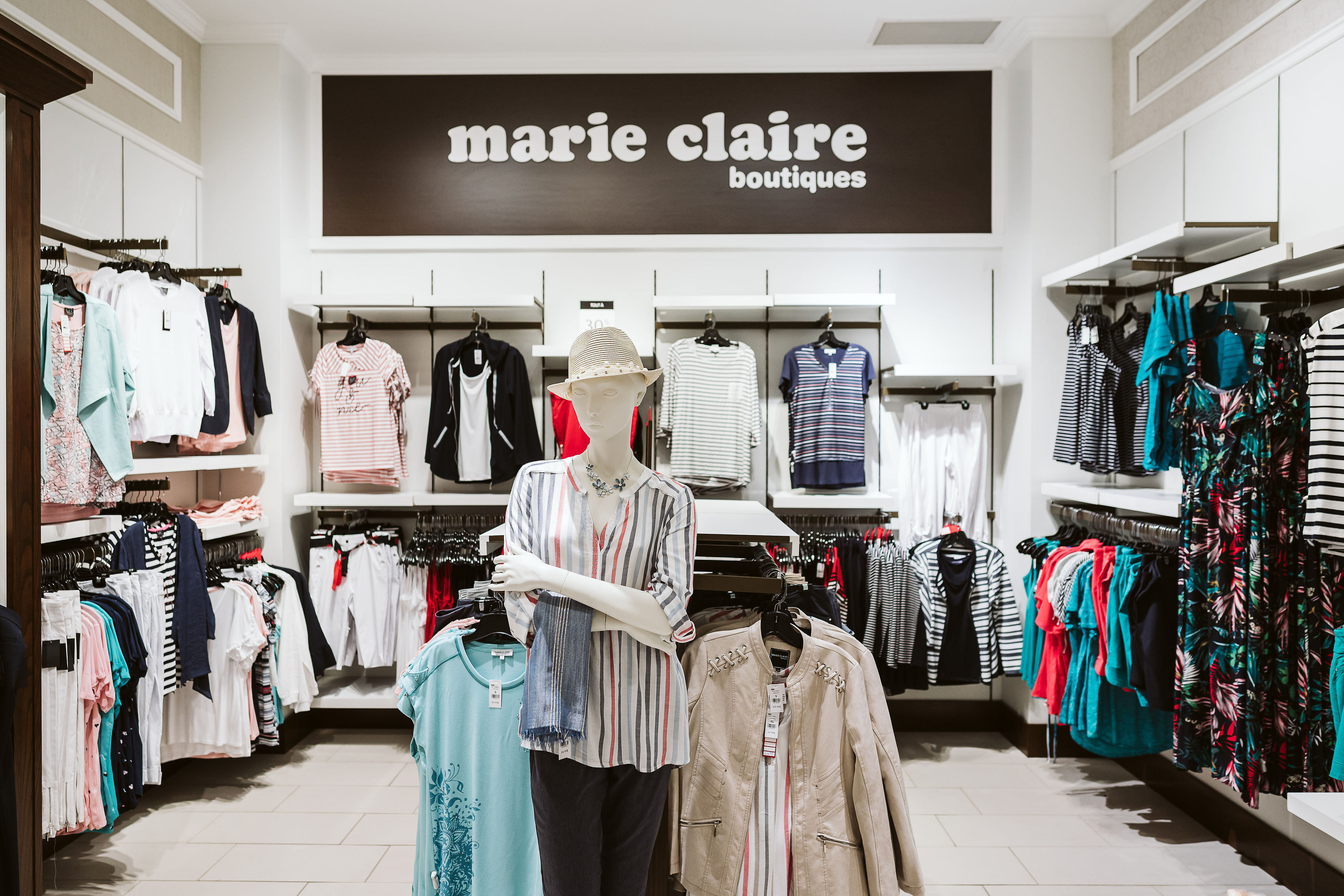 Marie Claire - Mail Champlain