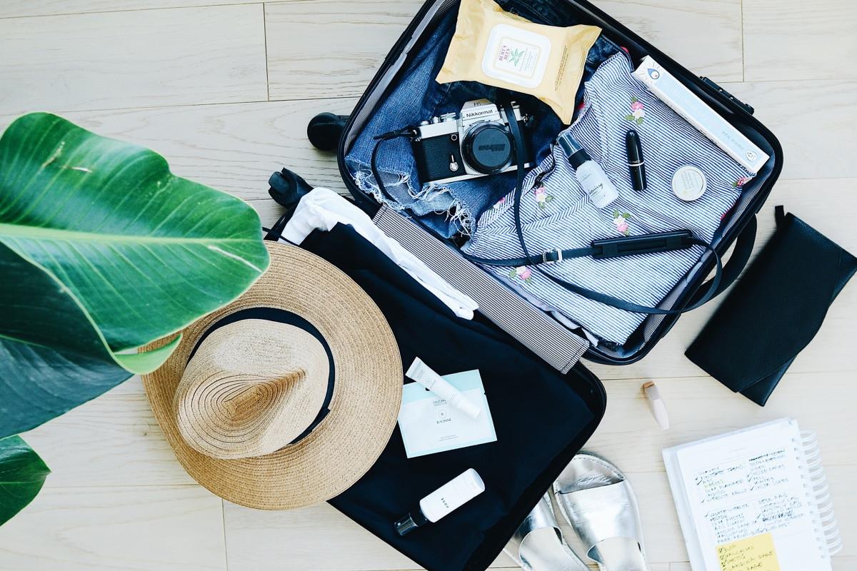 Nos meilleurs conseils pour organiser et préparer sa valise pour voyager dans le Sud