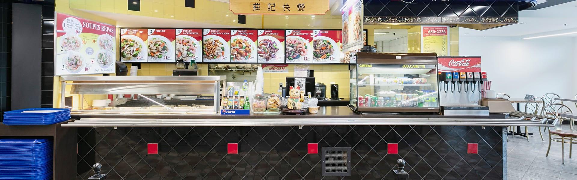 Chong Kee Express | Place de la Cité
