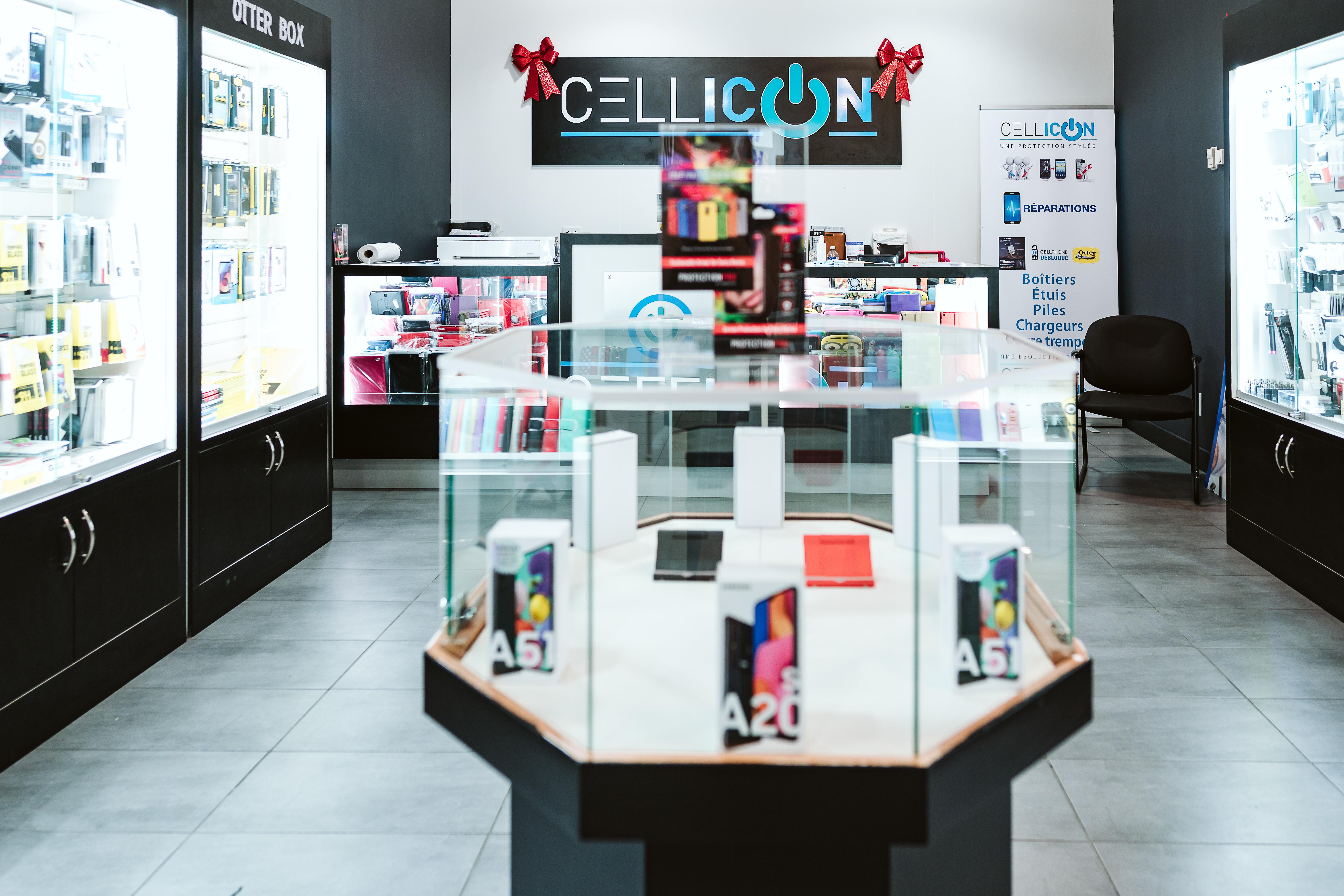 Cellicon - Mail Champlain