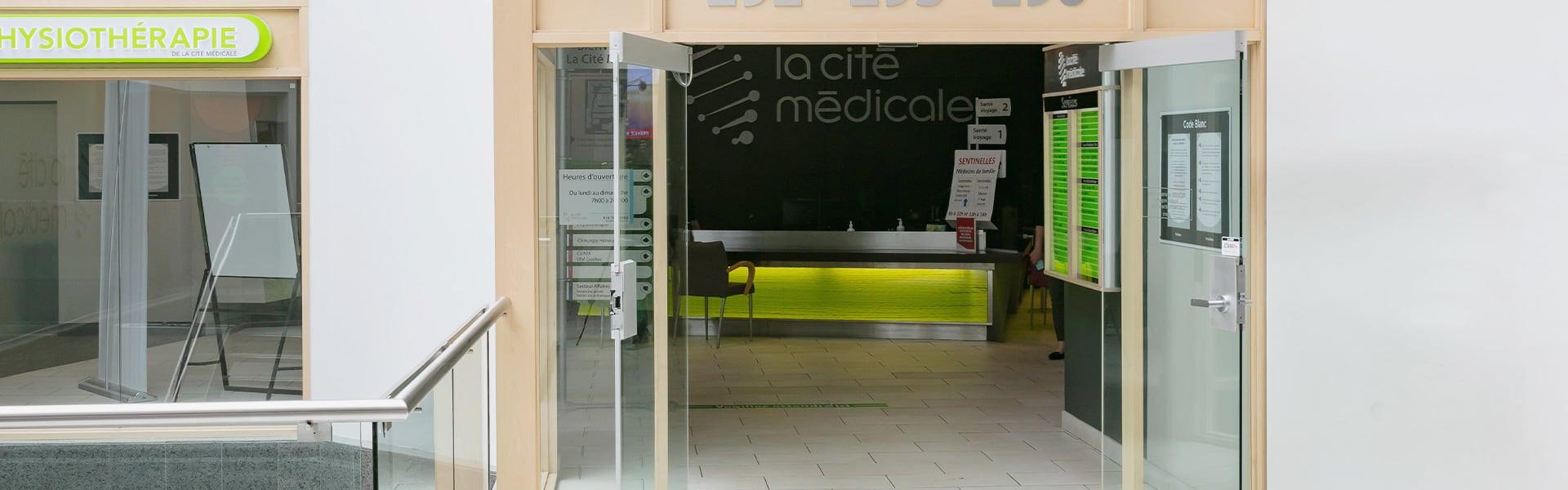 La Cité médicale | Place de la Cité