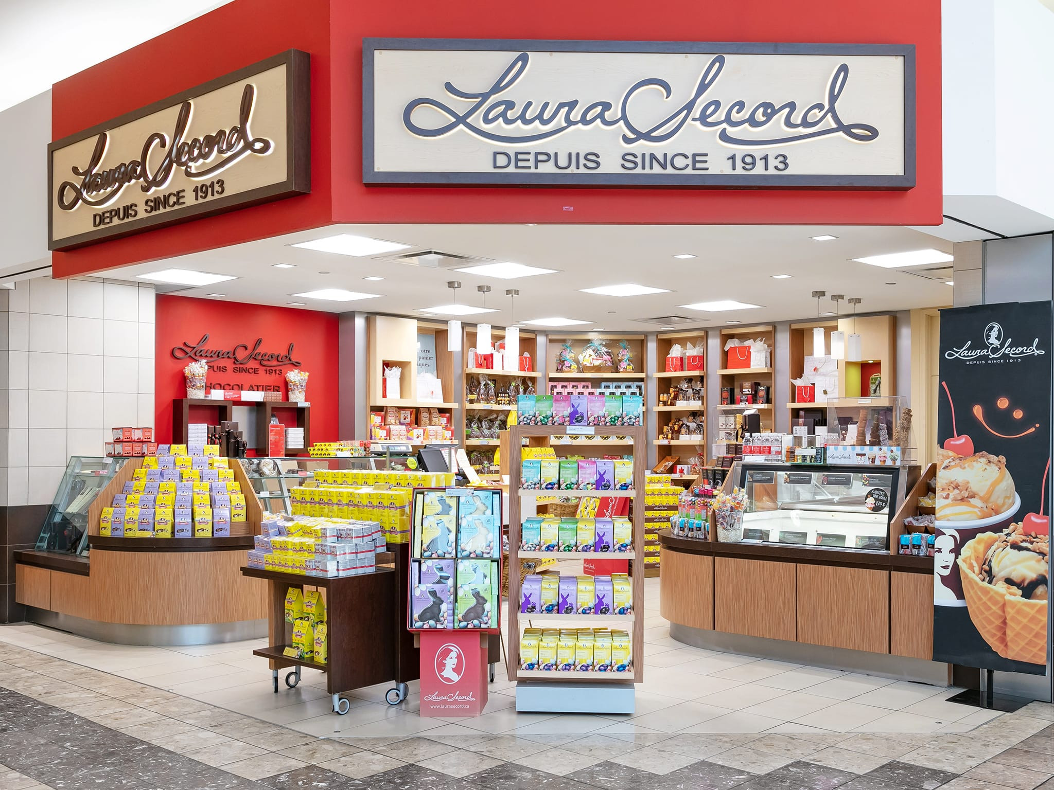 Laura Secord - galeries - rive - nord