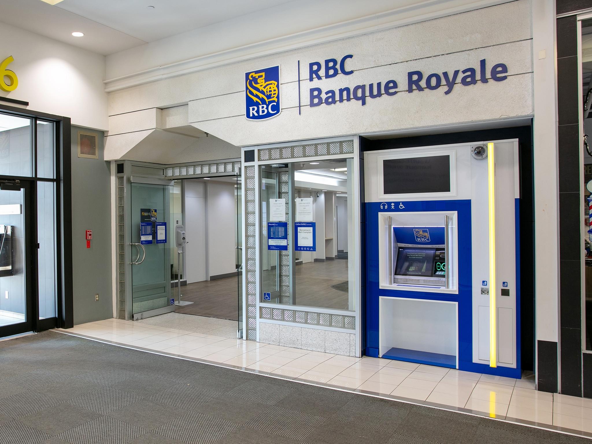 RBC Banque Royale - Mail Champlain
