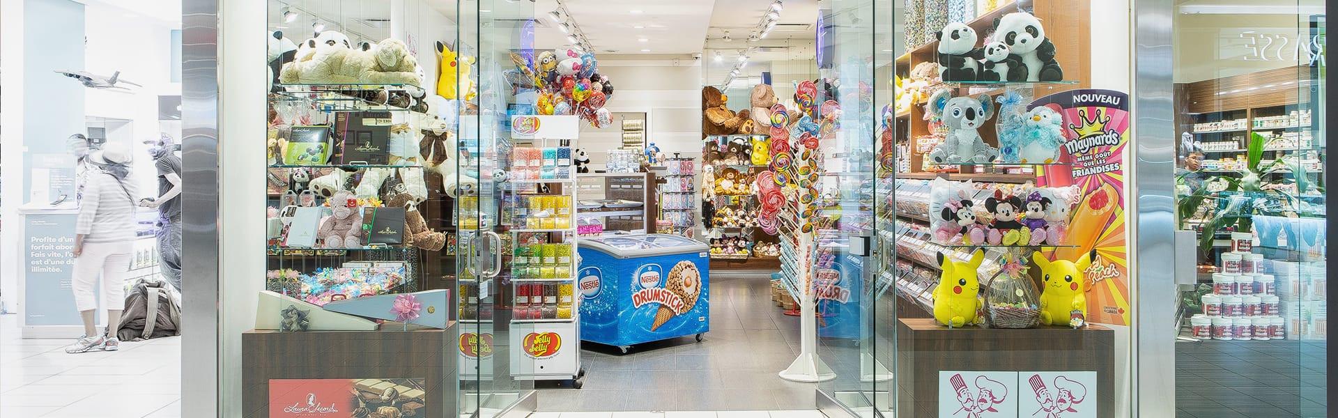 La Confiserie Sweet Factory - Alexis Nihon