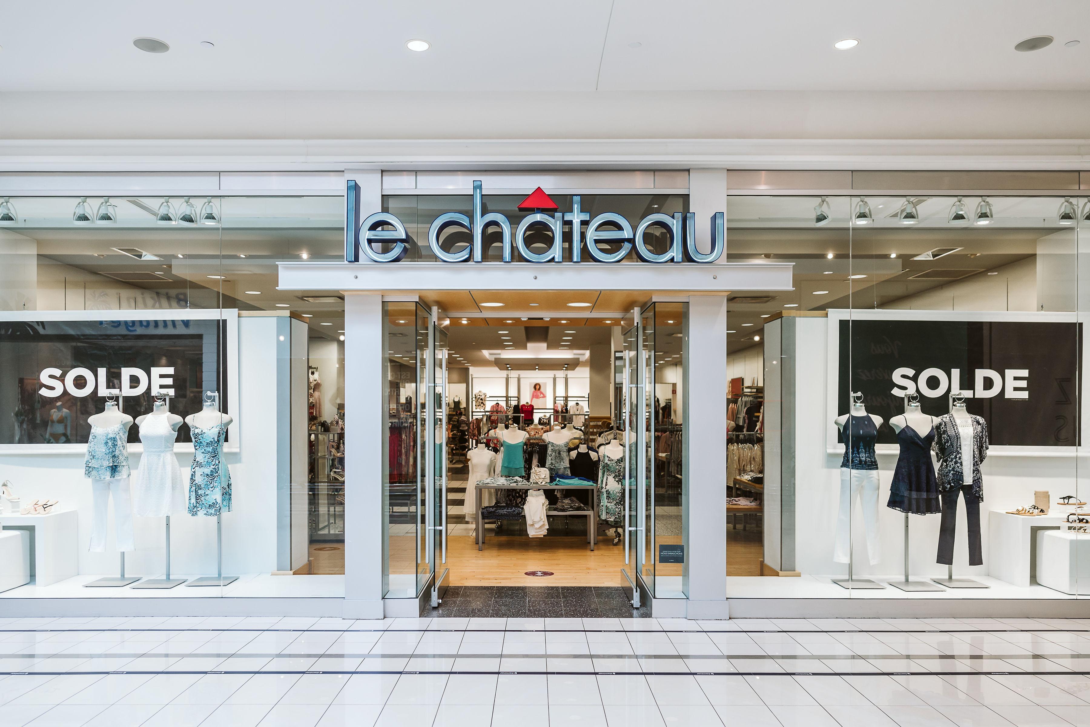 Le Château - Mail Champlain