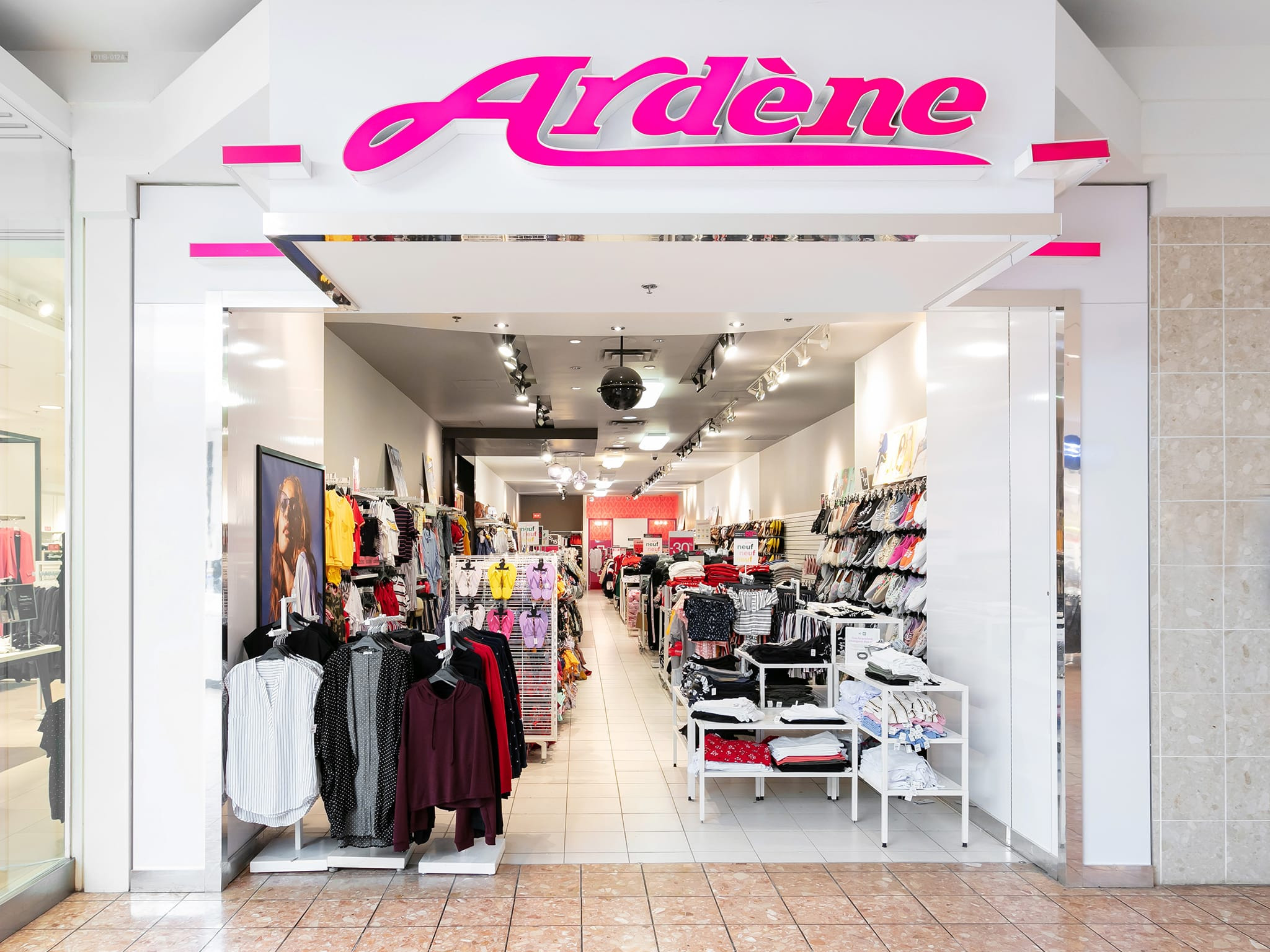 ardene - galeries - rive - nord