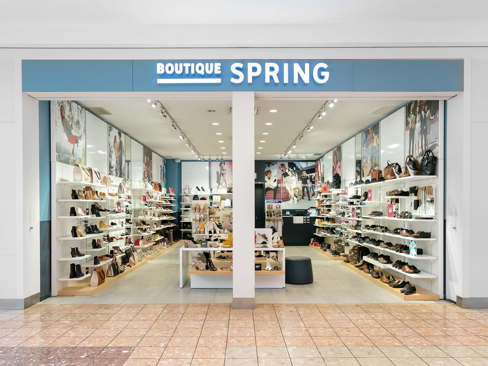 Spring - galeries - rive - nord