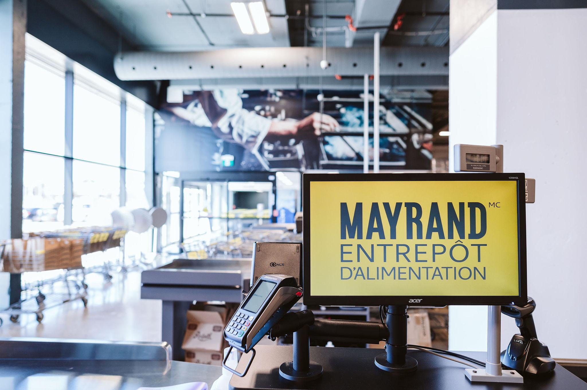 Mayrand - Mail Champlain