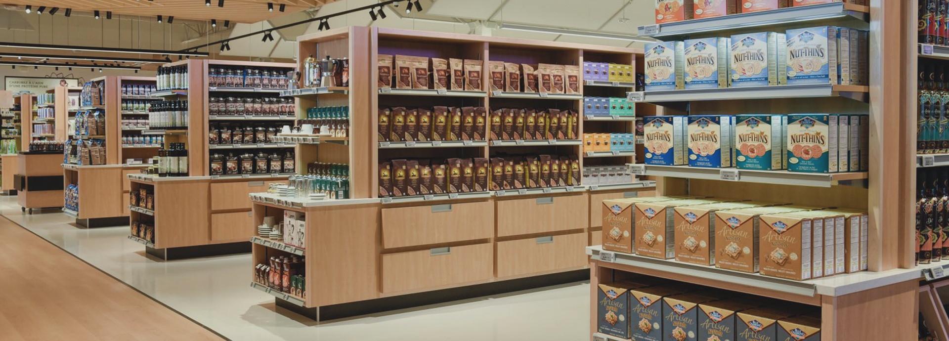 Avril Supermarché Santé - DUO