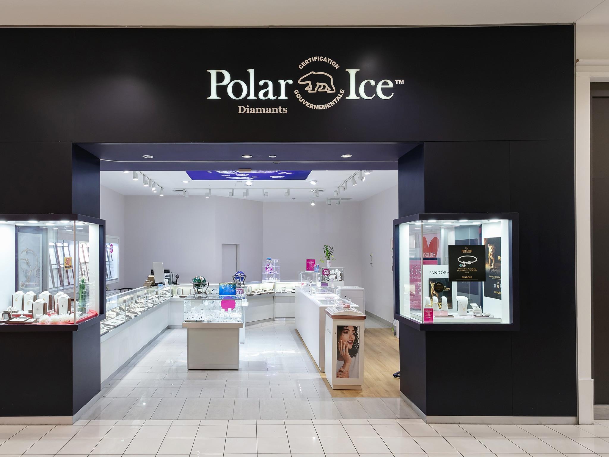 Polar Ice - Mail Champlain