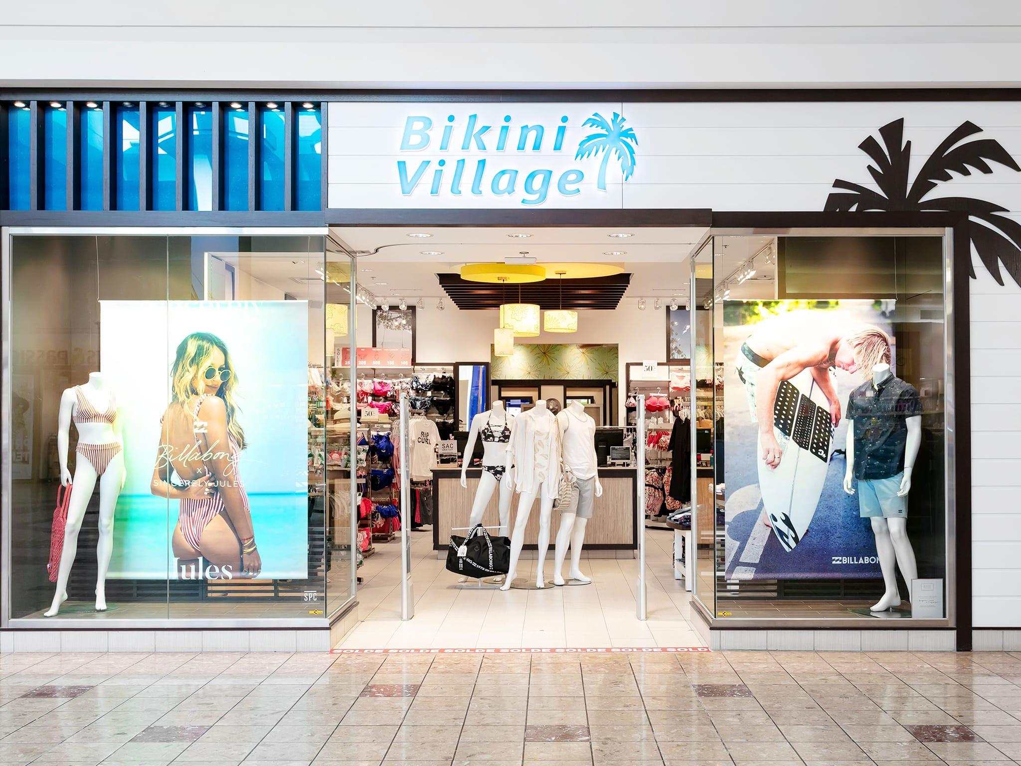 Bikini Village - galeries - rive - nord