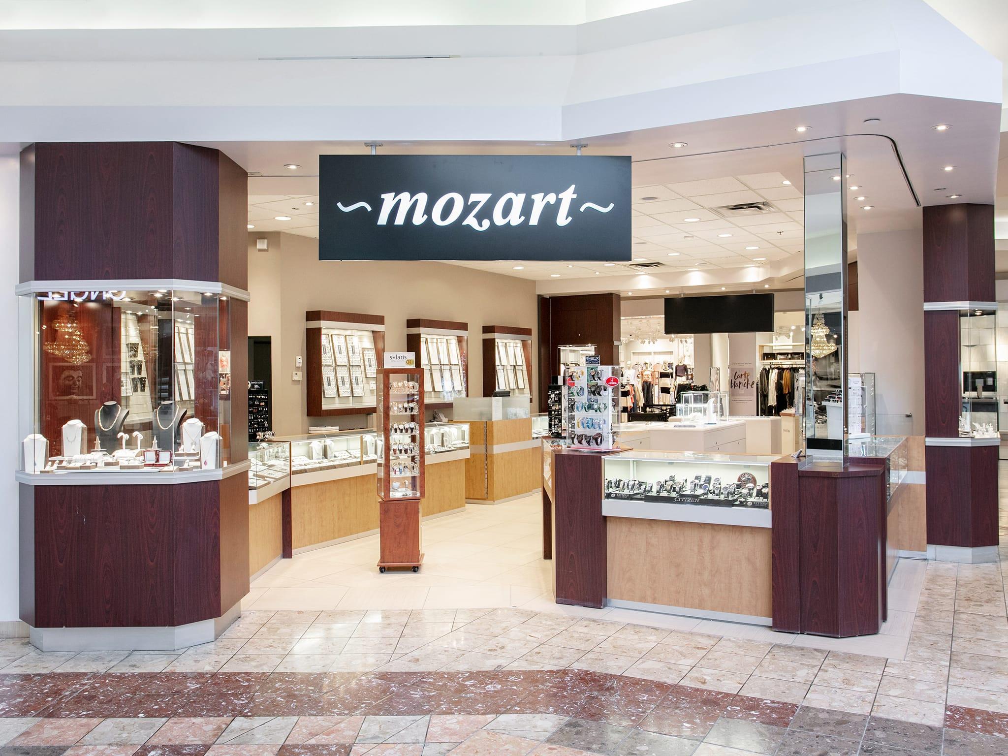Bijouterie Mozart - galeries - rive - nord