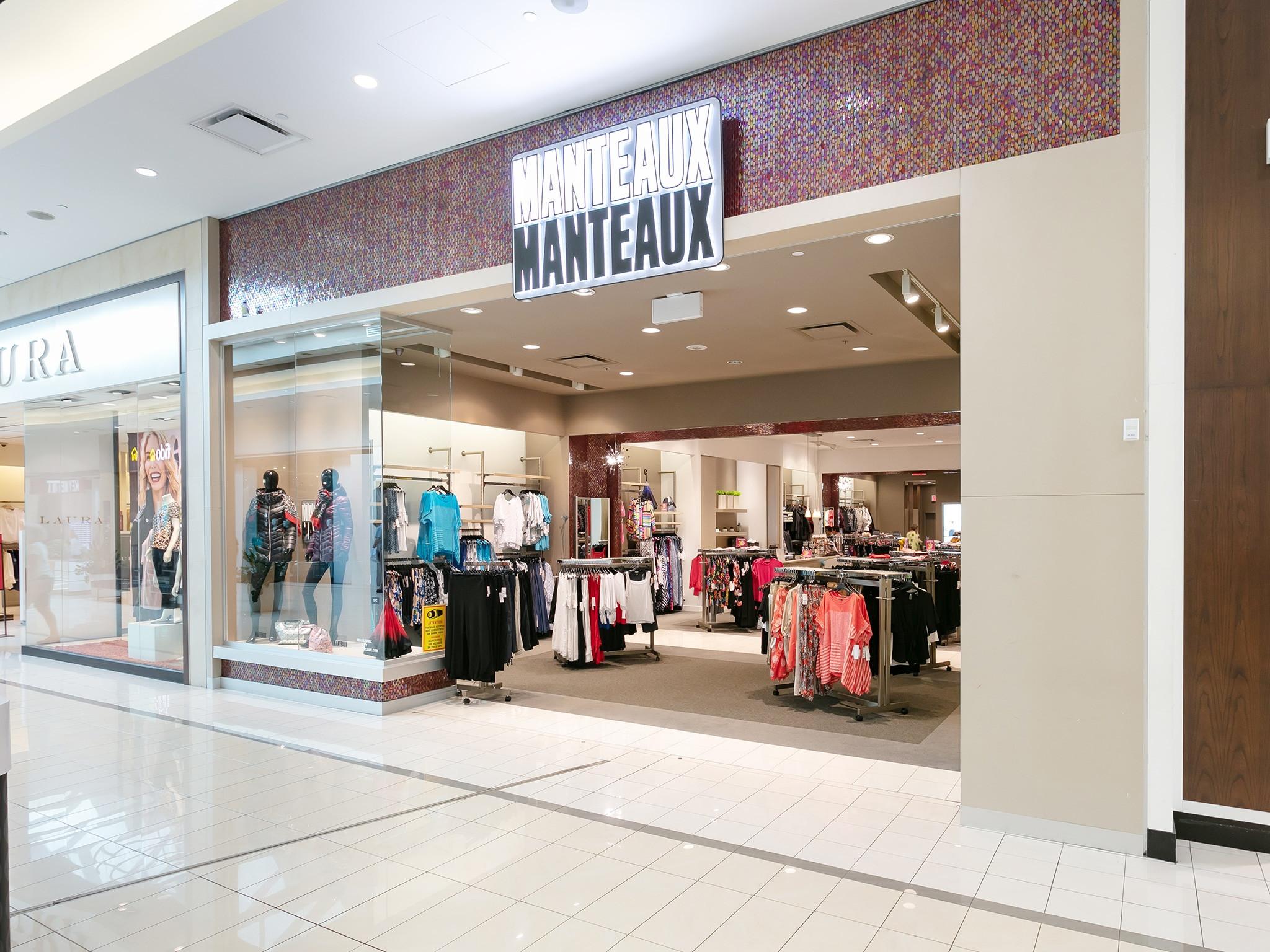 Manteaux  Manteaux - Mail Champlain