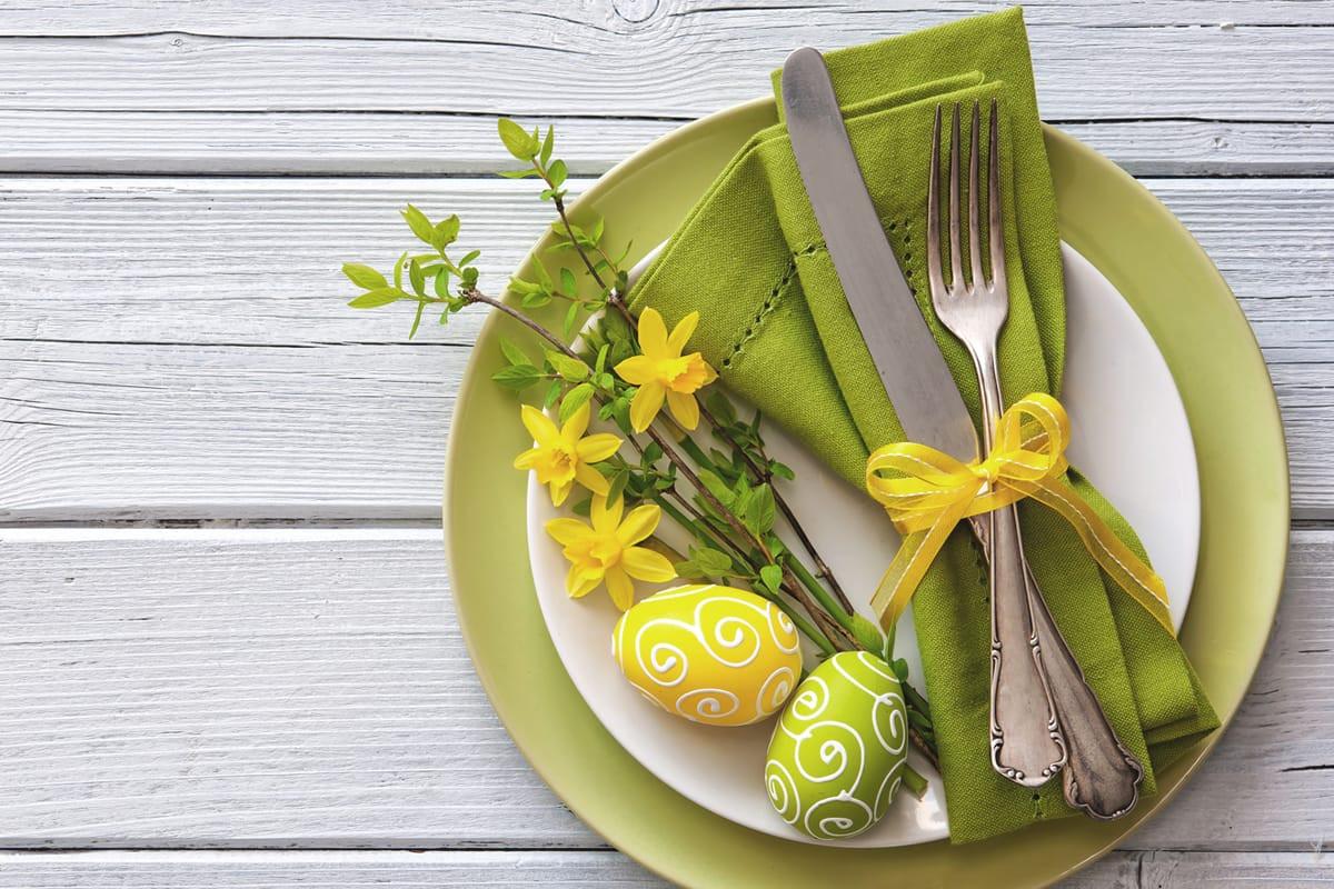 Brunch de Pâques : se préparer à recevoir en moins d'une heure! - Les Rivières
