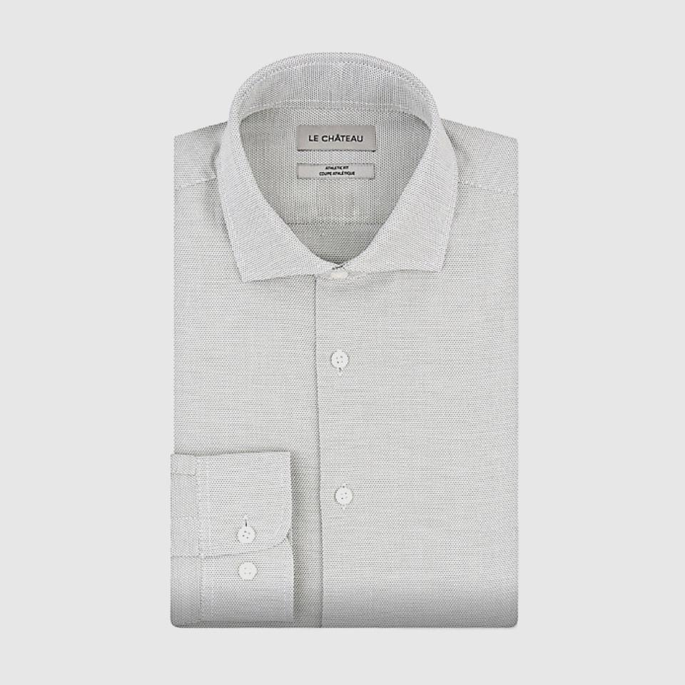 La chemise Oxford - Le Rivières