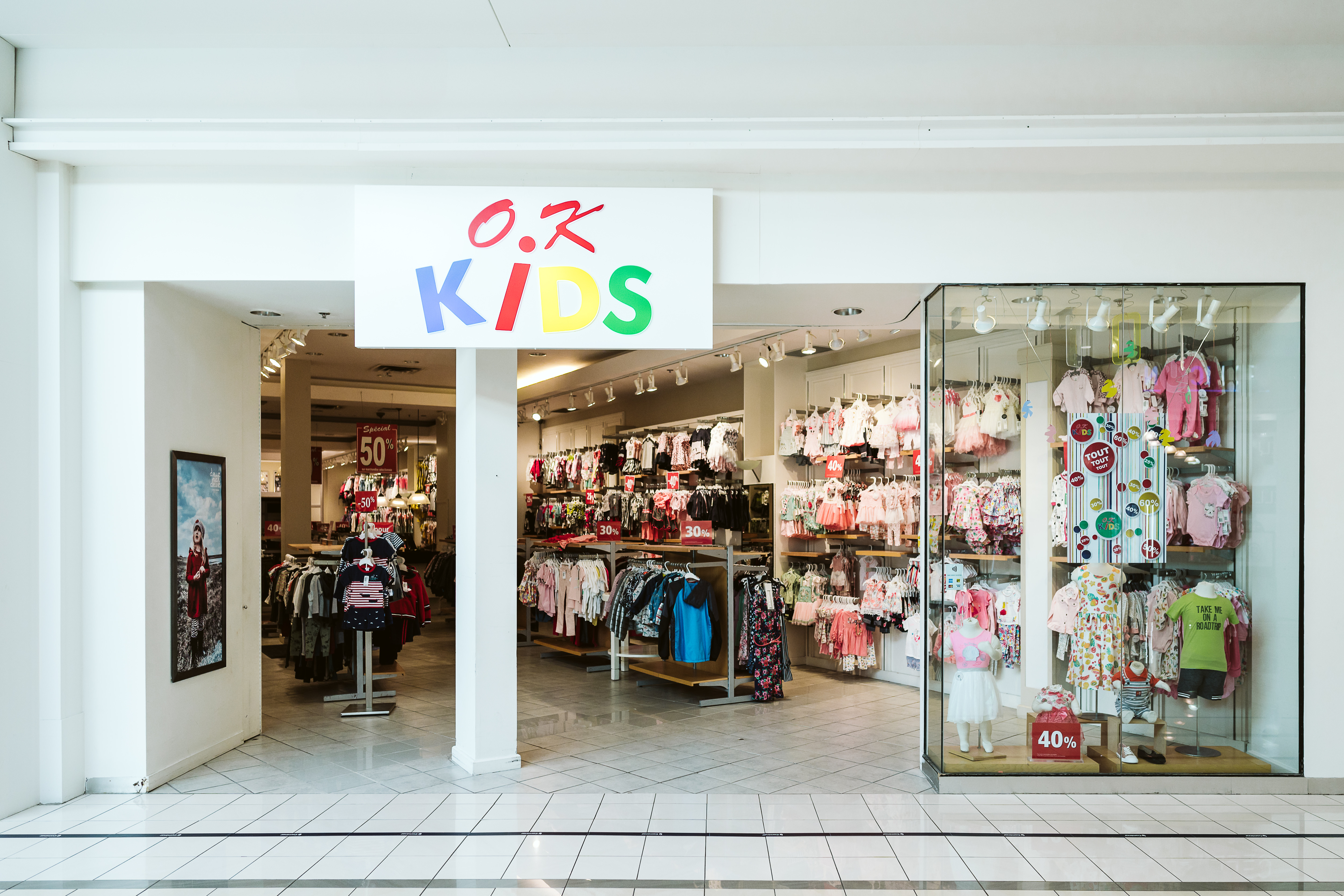 O.K. Kids - Mail Champlain