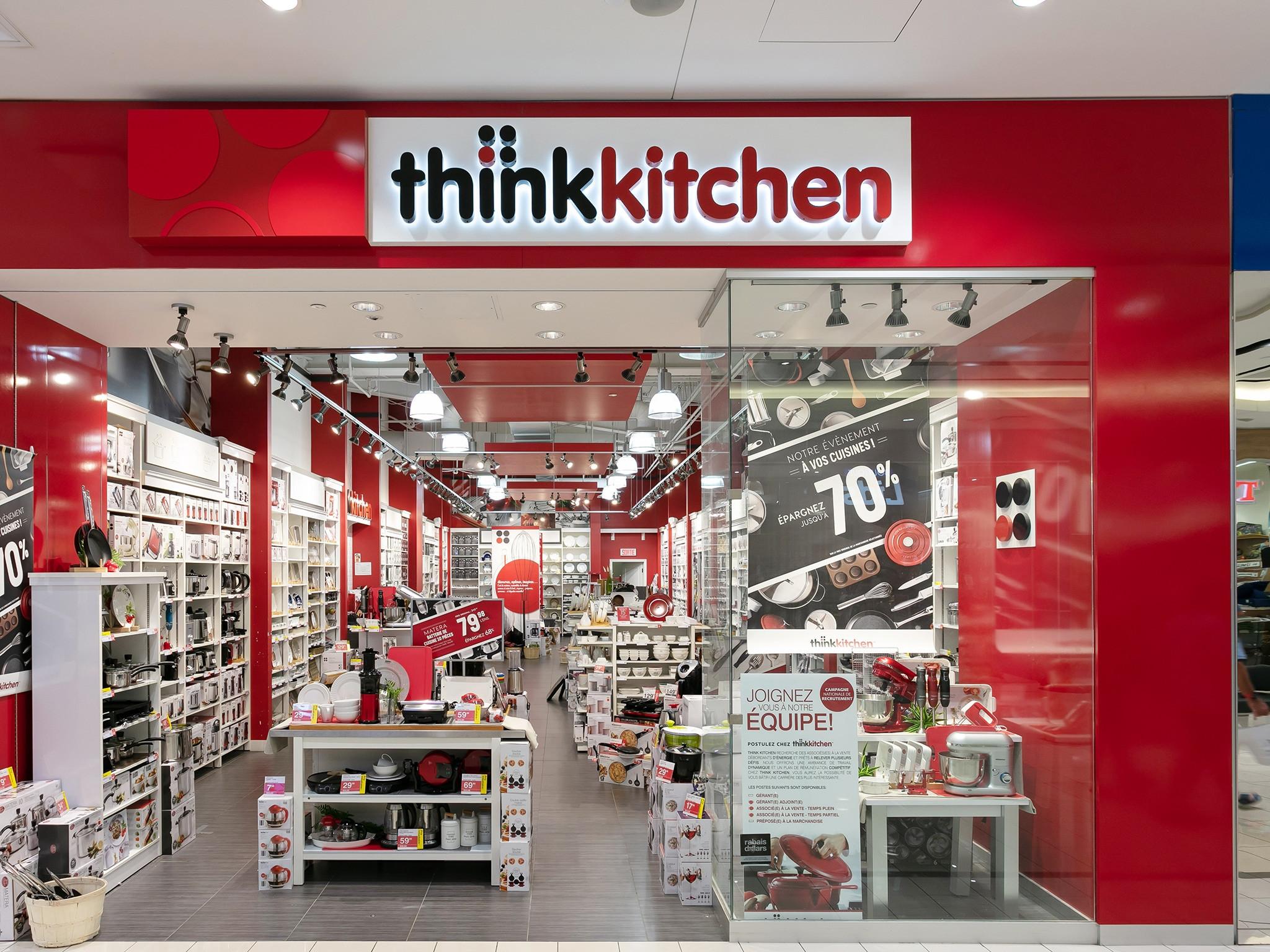 Think Kitchen - Mail Champlain