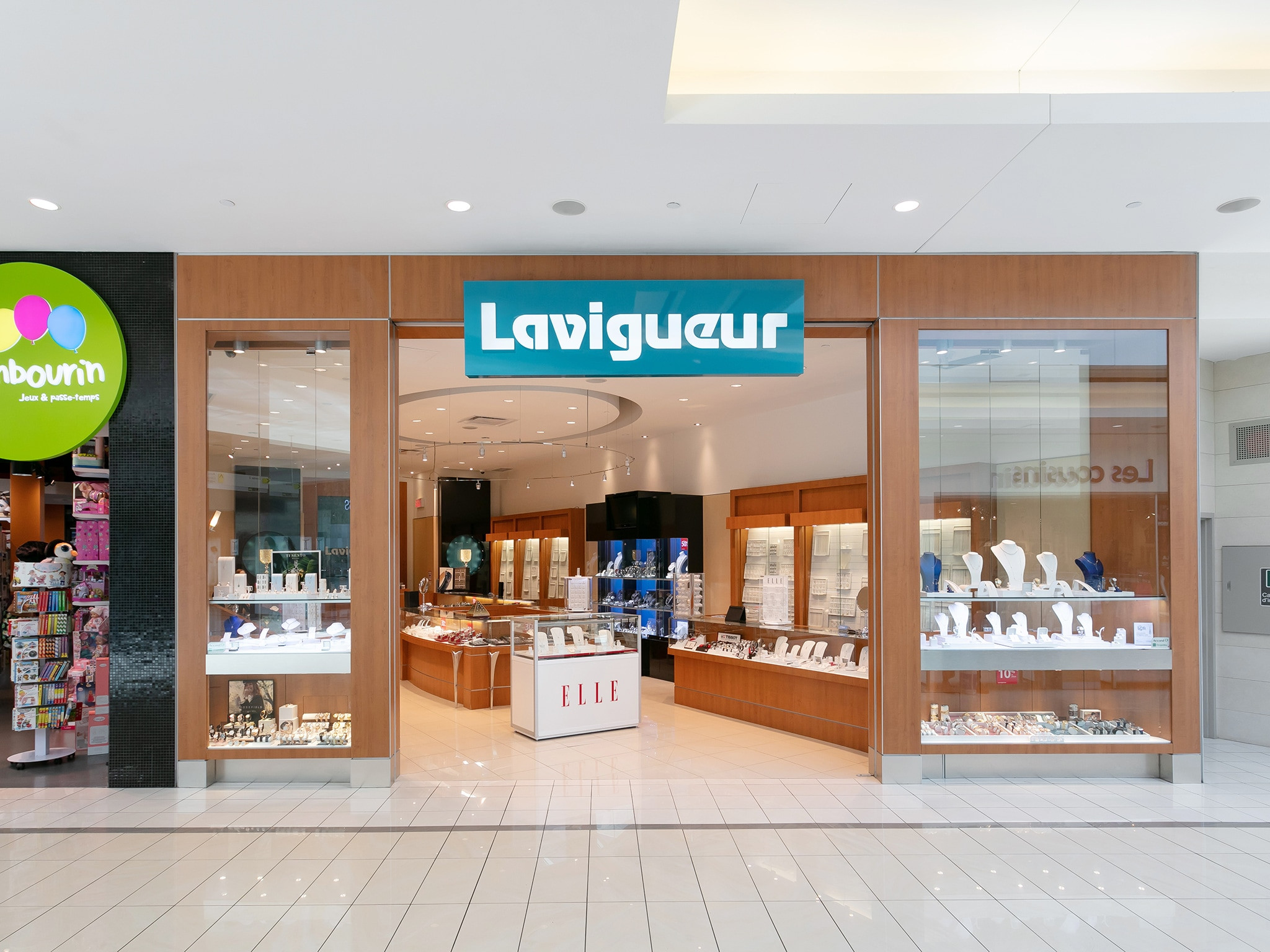 Lavigueur - Mail Champlain
