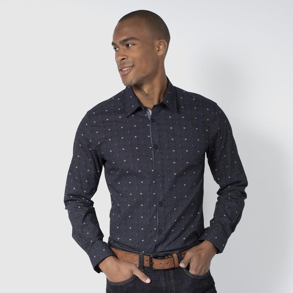 Définir la coupe pour votre chemise - Les Rivières